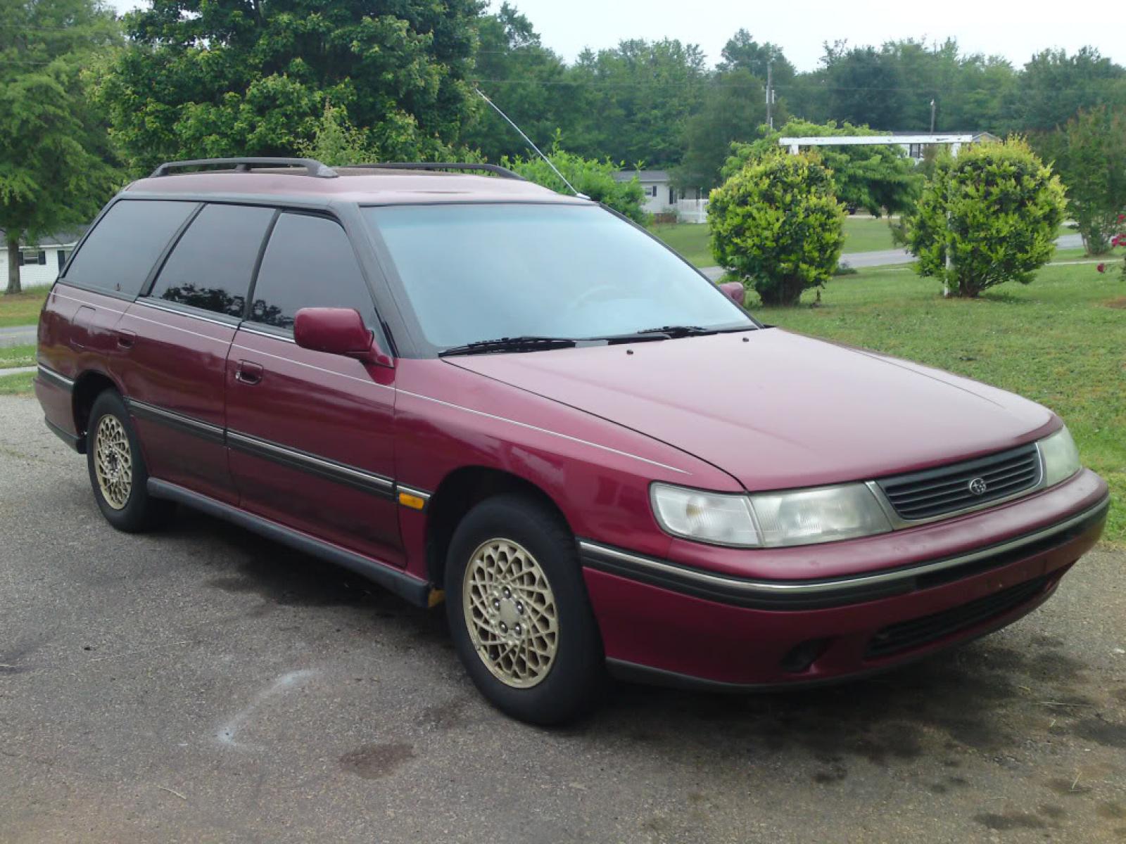 800 1024 1280 1600 origin 1994 Subaru Legacy ...