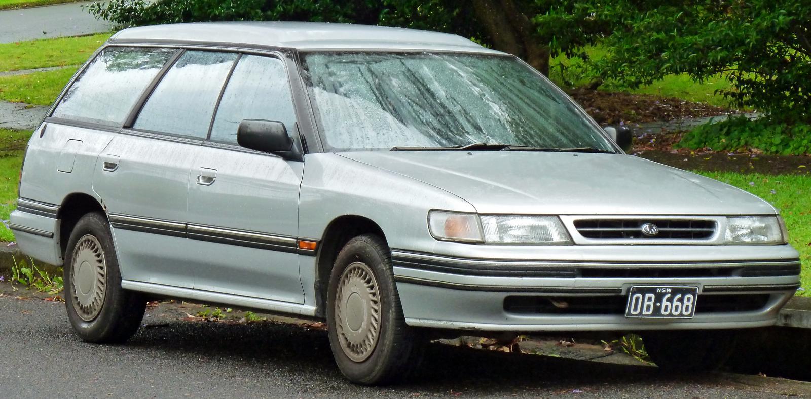 1994 Subaru Legacy Information And Photos Zombiedrive 94 Wiring Diagram 800 1024 1280 1600 Origin