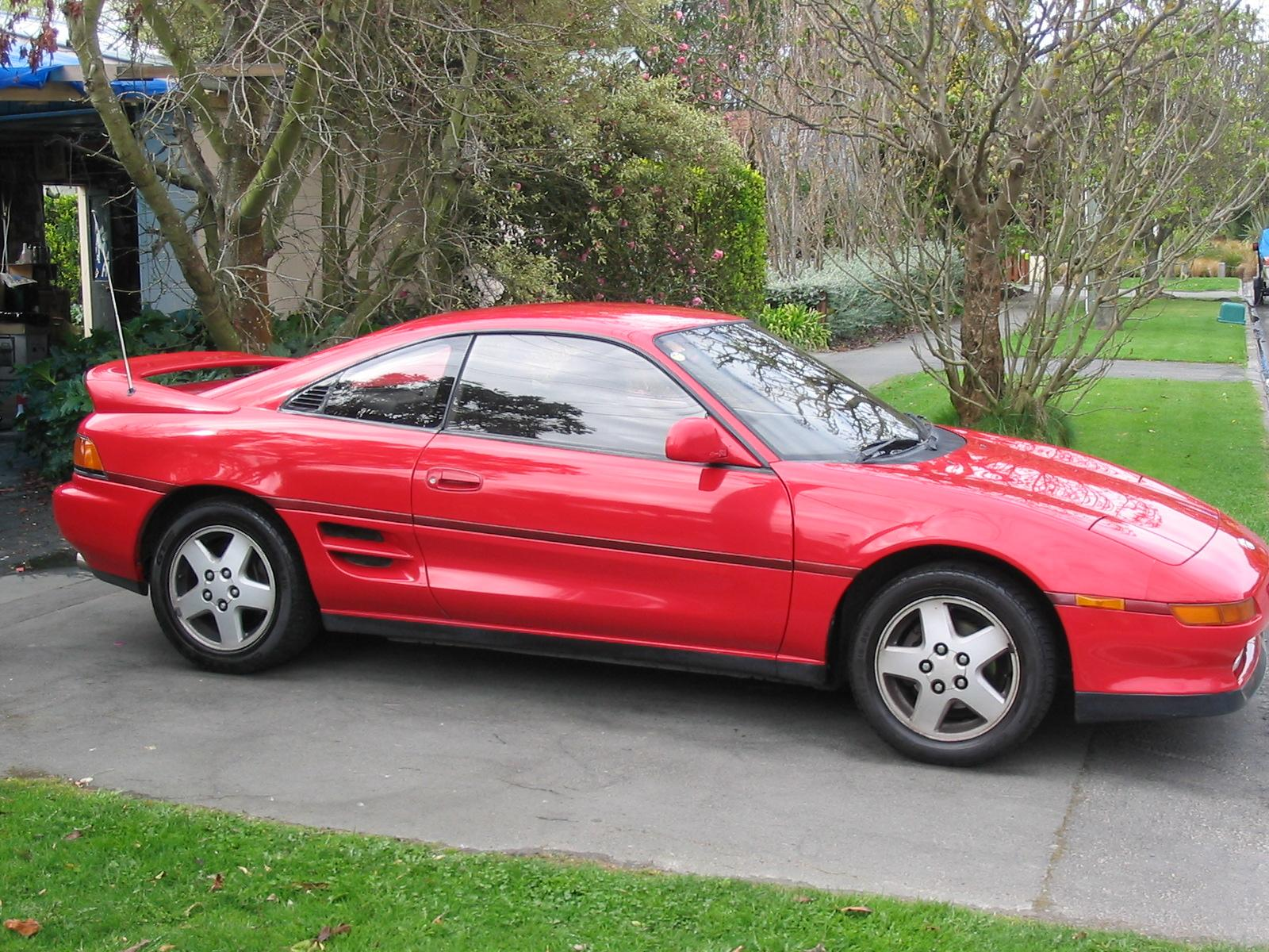 1994 Toyota Mr2 Information And Photos Zombiedrive Wiring Diagram 1 800 1024 1280 1600 Origin
