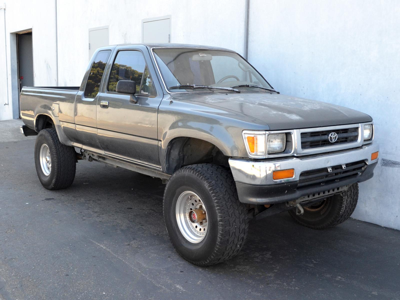 1994    Toyota    Pickup  Information and photos  ZombieDrive