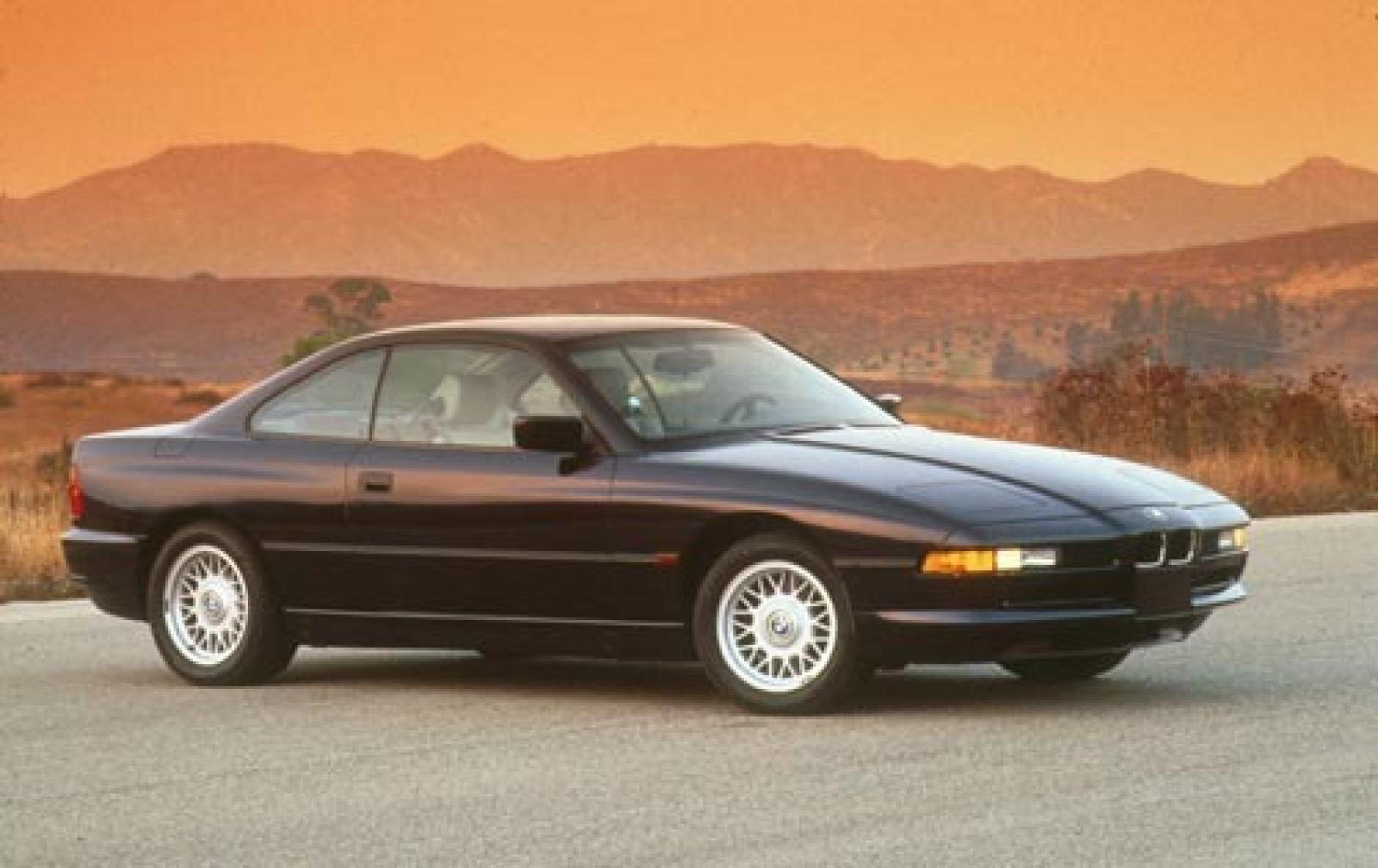 1996 Bmw 8 Series - Information And Photos