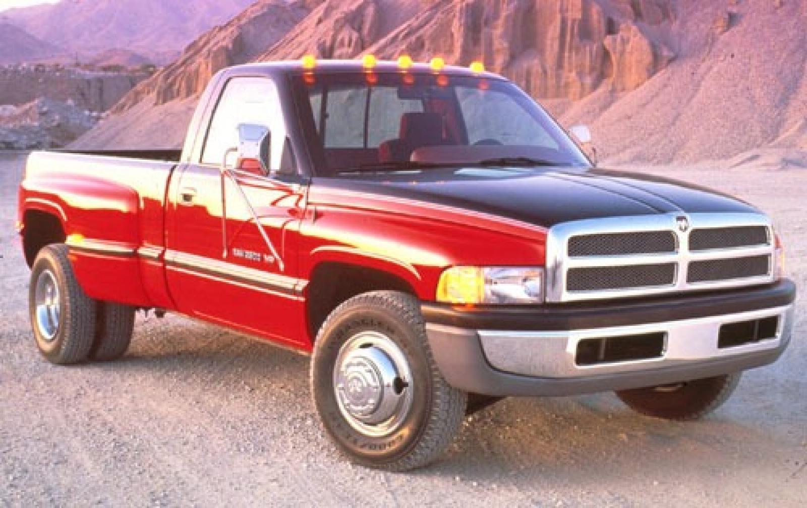 1994 Dodge Ram Pickup 3500 Information And Photos Zomb