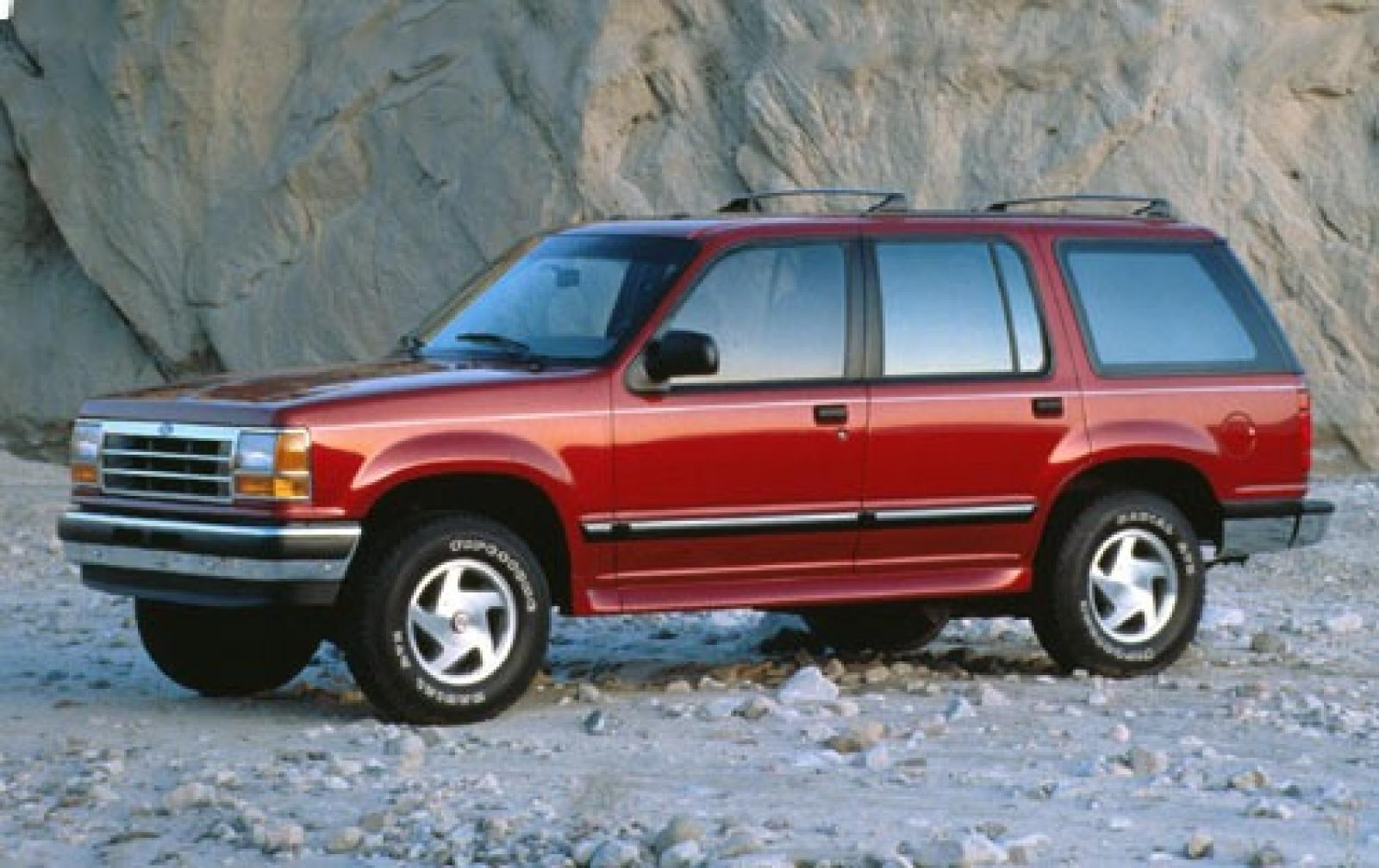 1993 ford explorer information and photos zombiedrive. Black Bedroom Furniture Sets. Home Design Ideas
