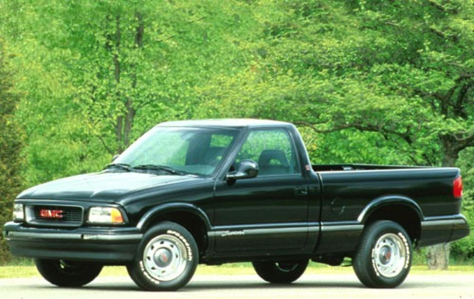 1994_gmc_sonoma_regular cab pickup_sls_fq_oem_1_500 1996 gmc sonoma information and photos zombiedrive 1996 GMC Sonoma Lifted at alyssarenee.co