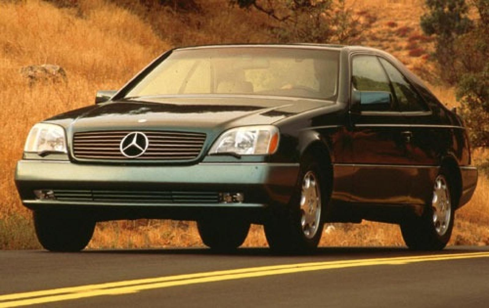 1997 mercedes benz s class information and photos for 1997 mercedes benz s320
