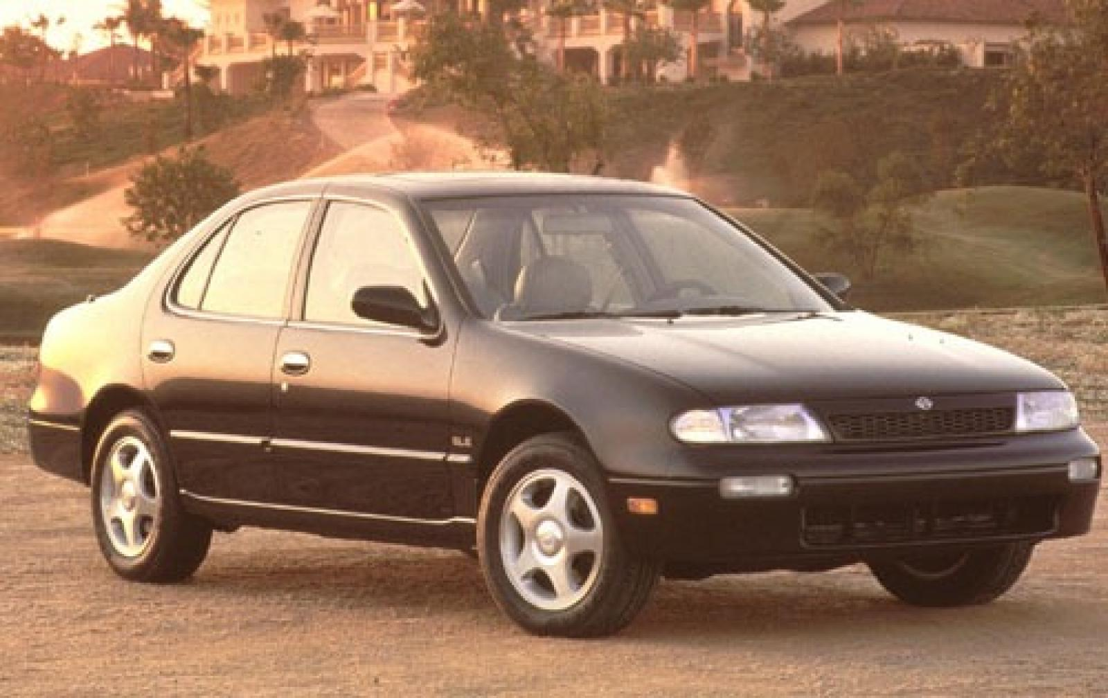 800 1024 1280 1600 Origin 1996 Nissan Altima
