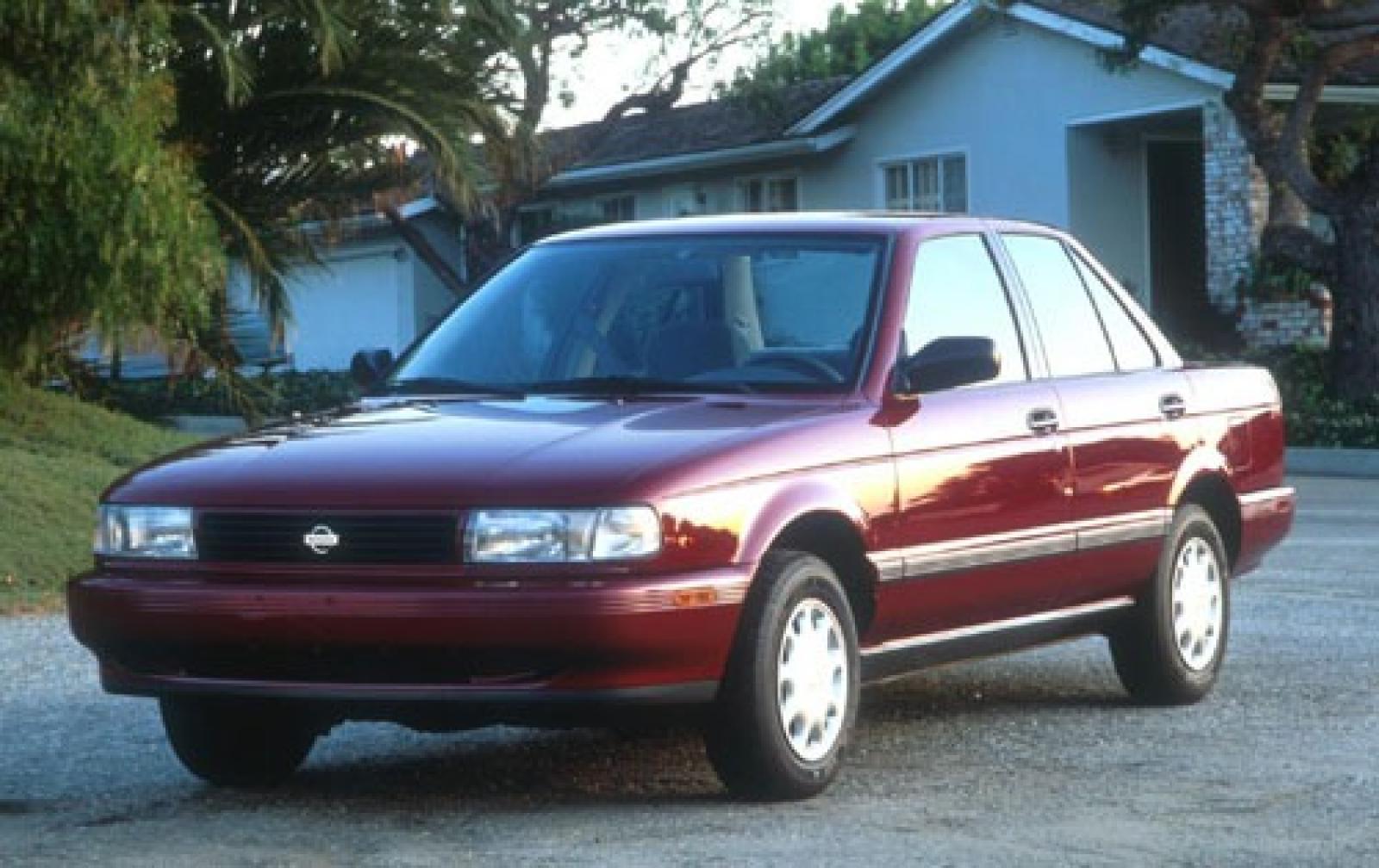 1994 Nissan Sentra - Information and photos - Zomb Drive