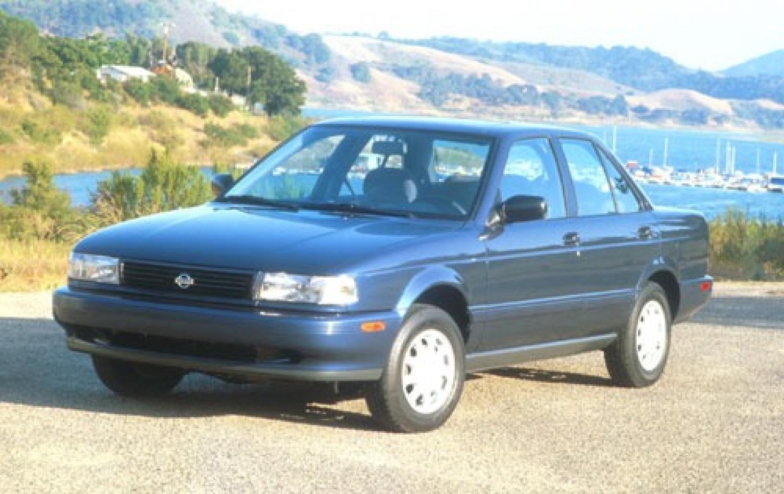 1994 Nissan Sentra #1 800 1024 1280 1600 origin