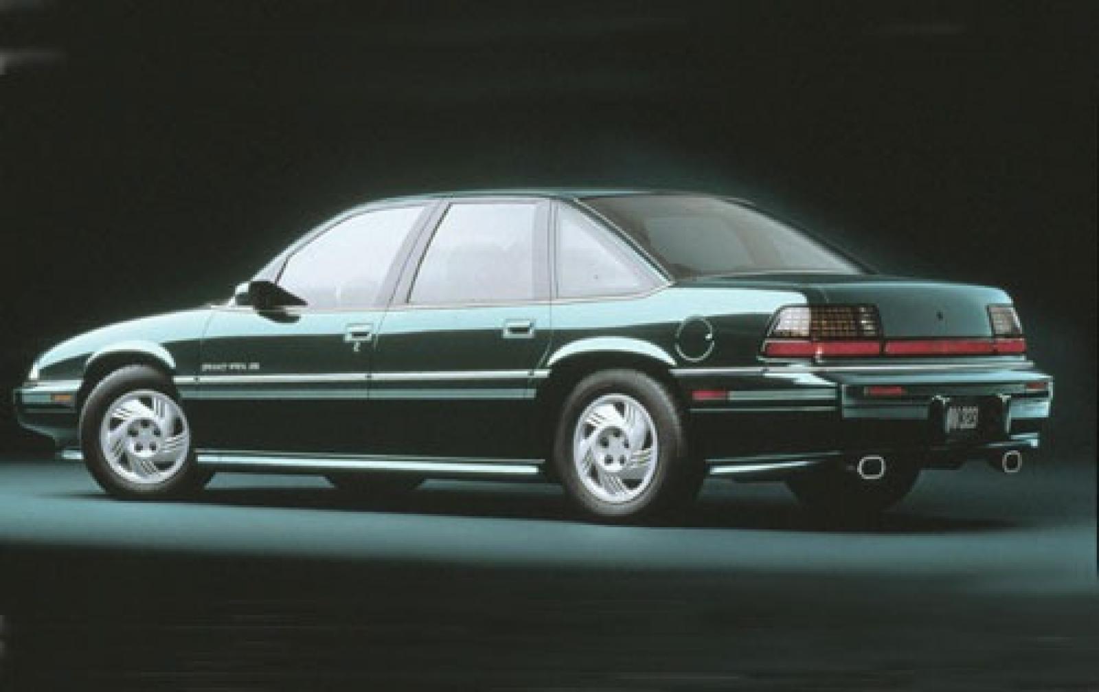 Pontiac Grand Prix Sedan Se Rq Oem