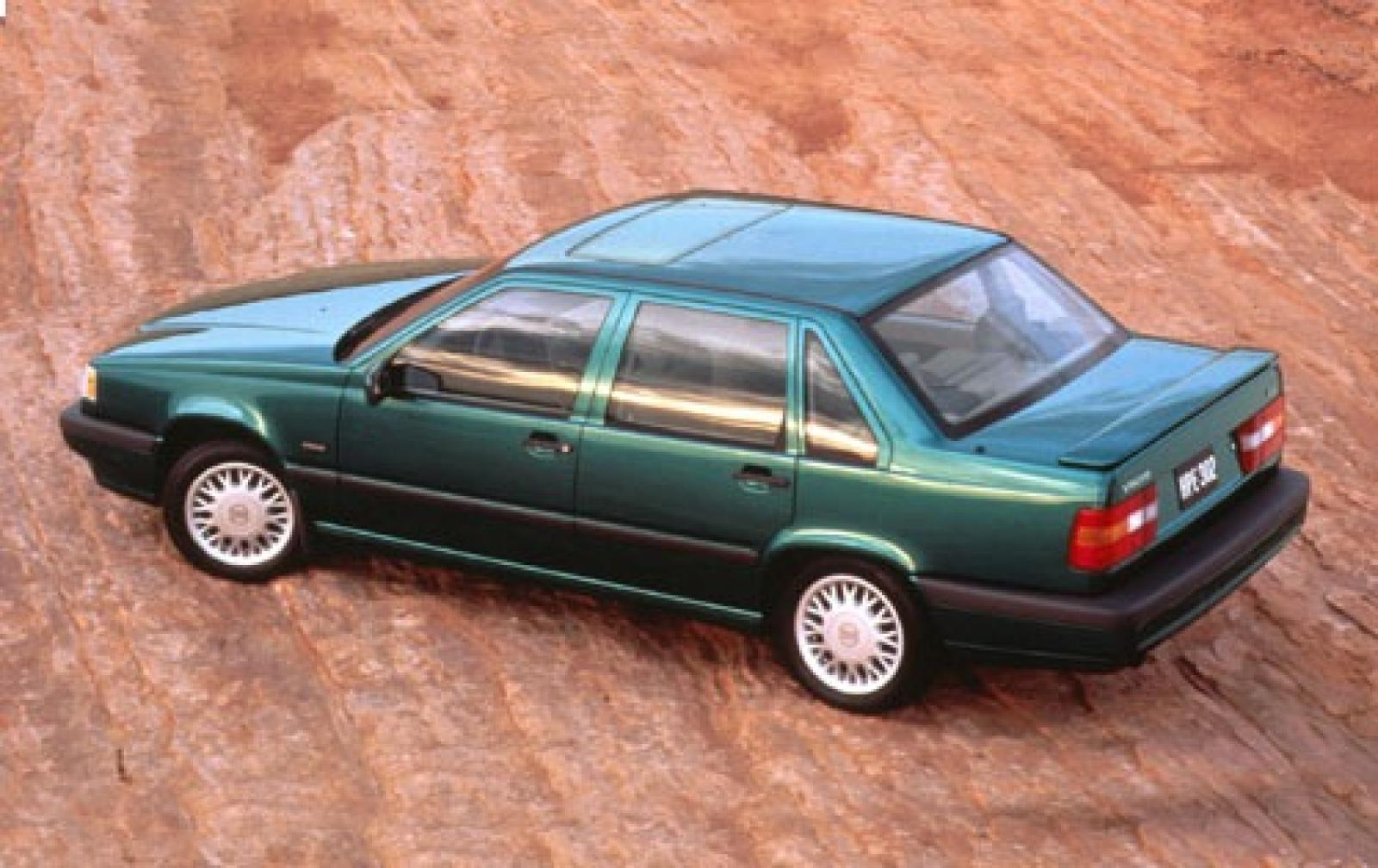 1995 Volvo 850 - Information and photos - ZombieDrive