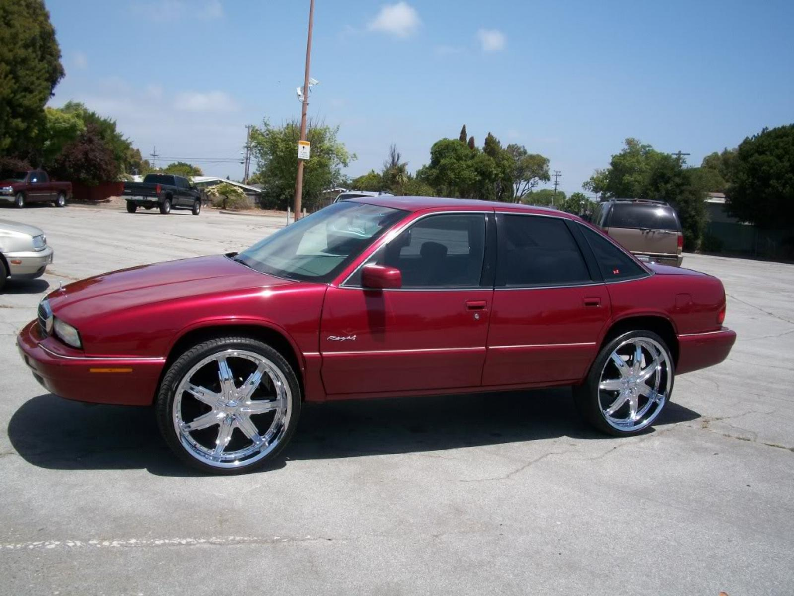 1995 Buick Regal Information And Photos Zombiedrive
