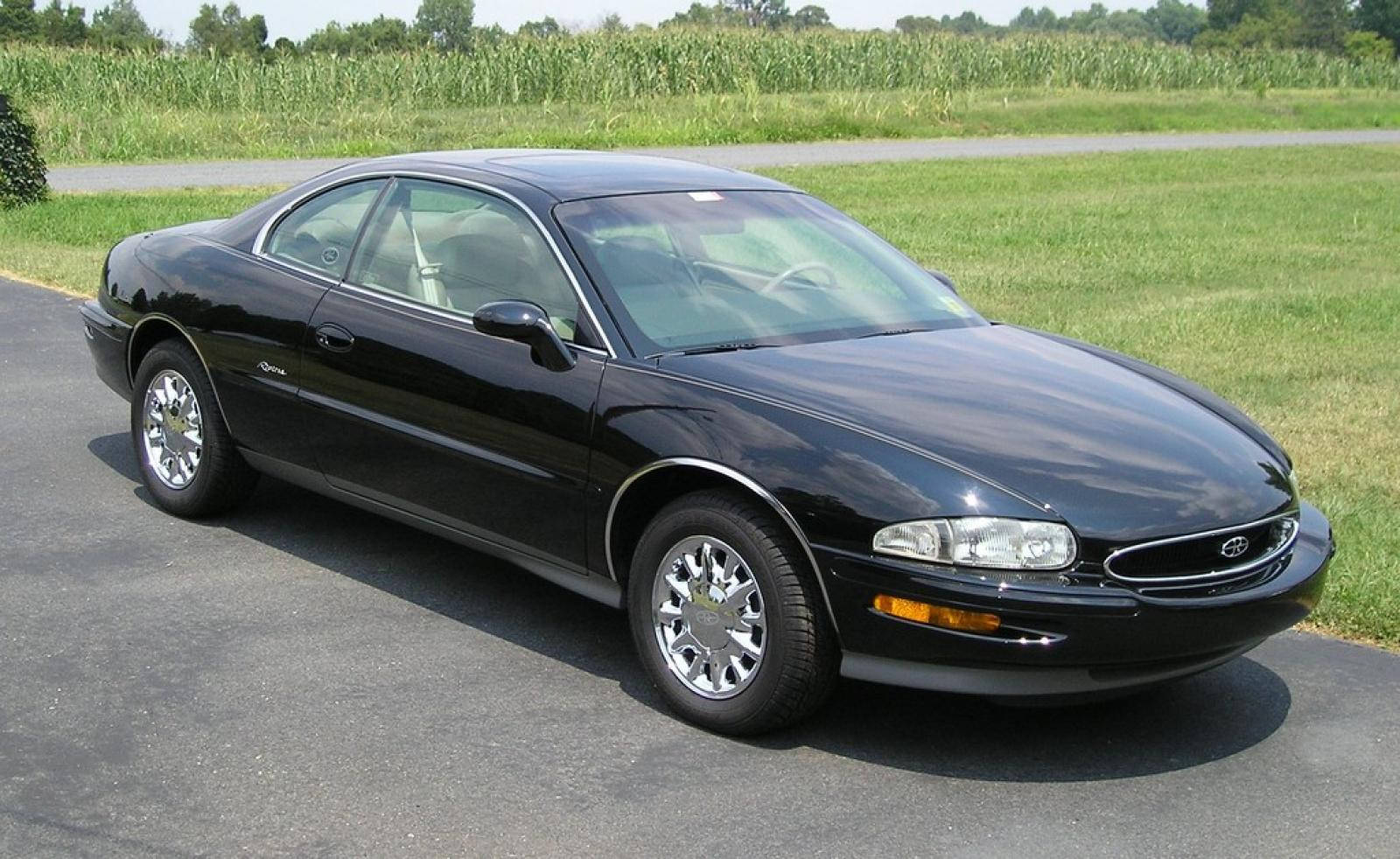 1995 buick regal supercharged