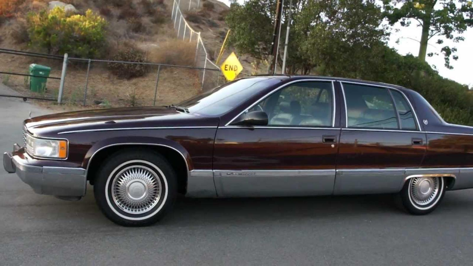 1995 cadillac fleetwood information and photos zombiedrive. Cars Review. Best American Auto & Cars Review