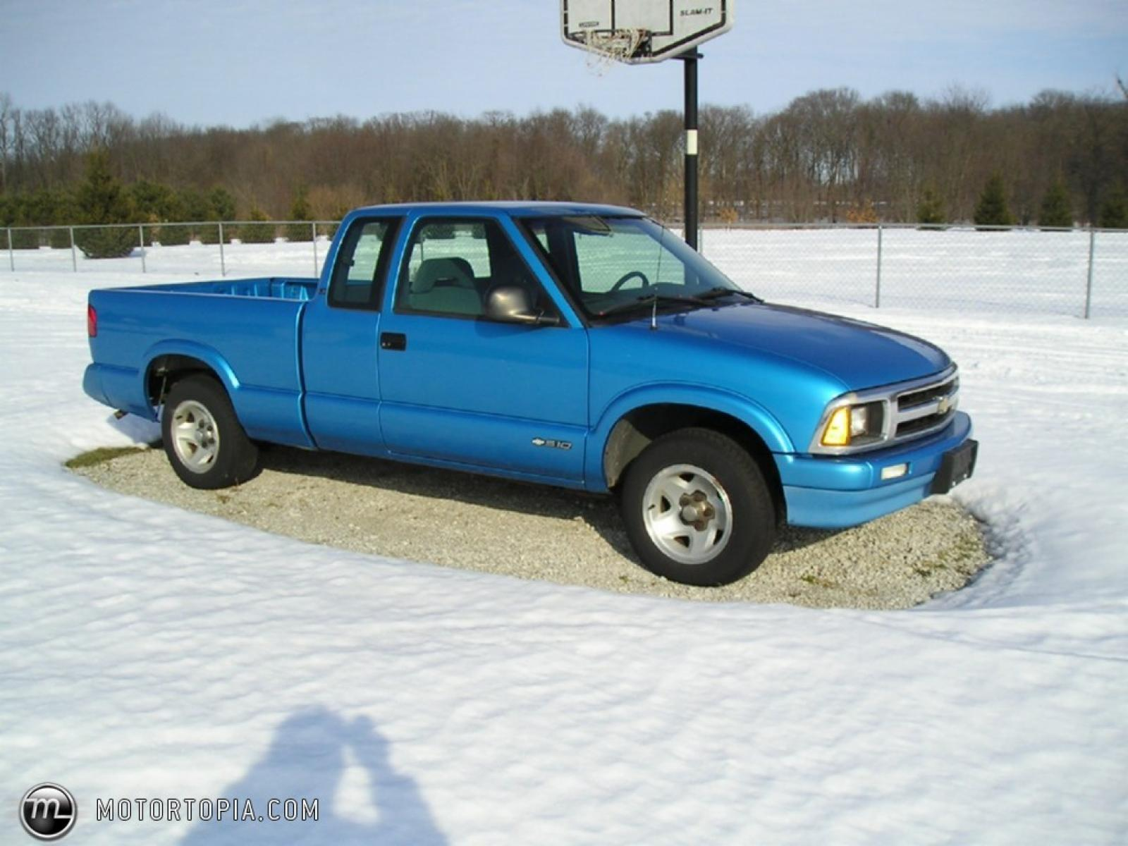 1995 Chevrolet S 10 Information And Photos Zombiedrive Chevy Monte Carlo Wiring Diagram 800 1024 1280 1600 Origin