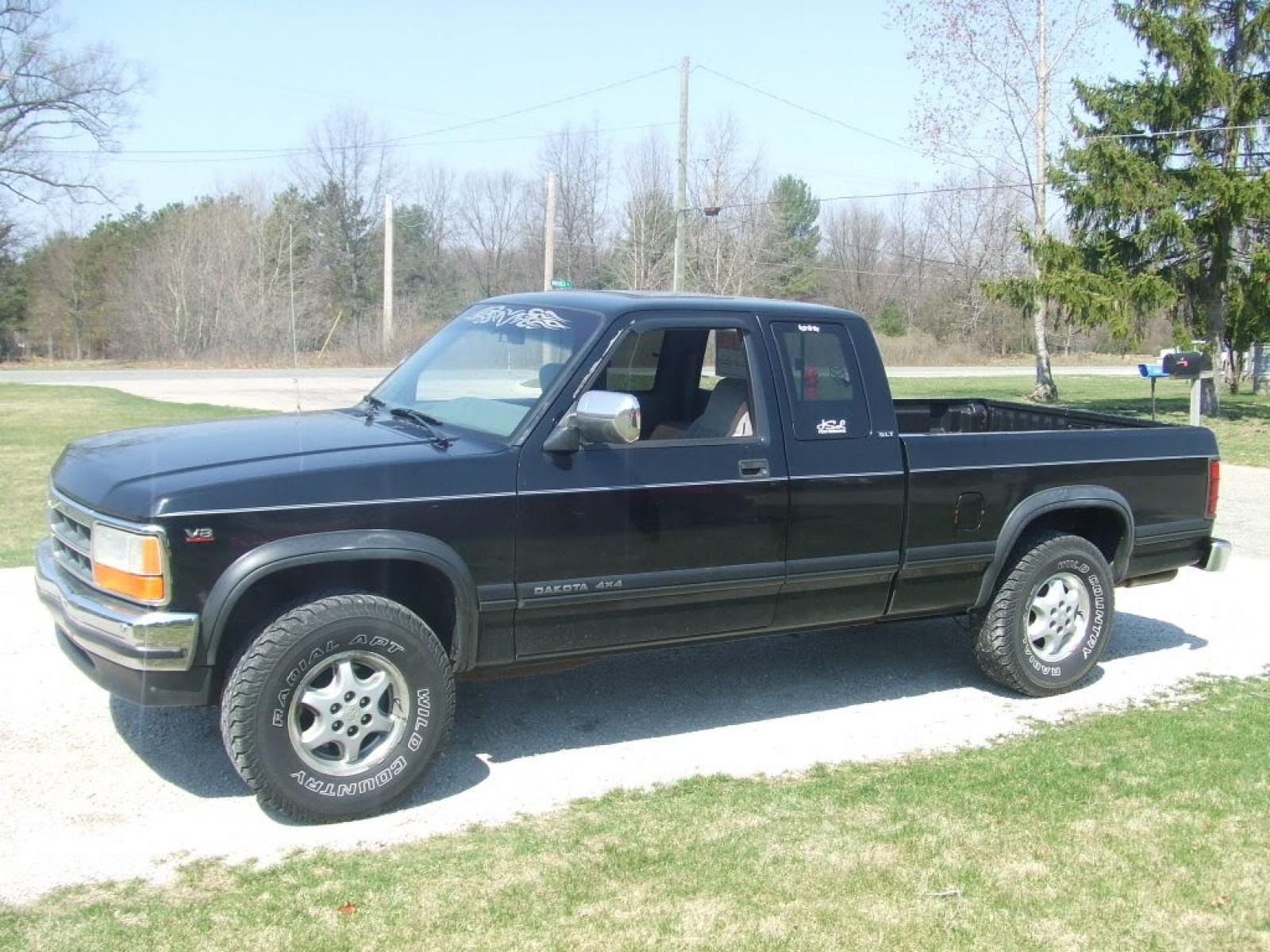 Dodge Dakota on 1995 Dodge Dakota Lifted