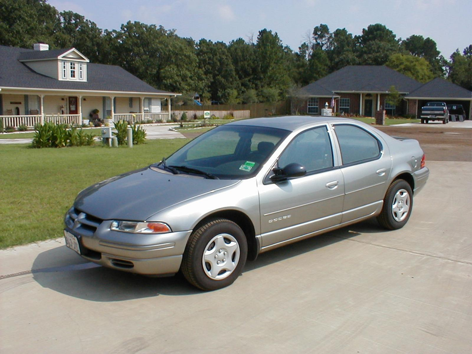 1995 dodge stratus information and photos zombiedrive. Black Bedroom Furniture Sets. Home Design Ideas