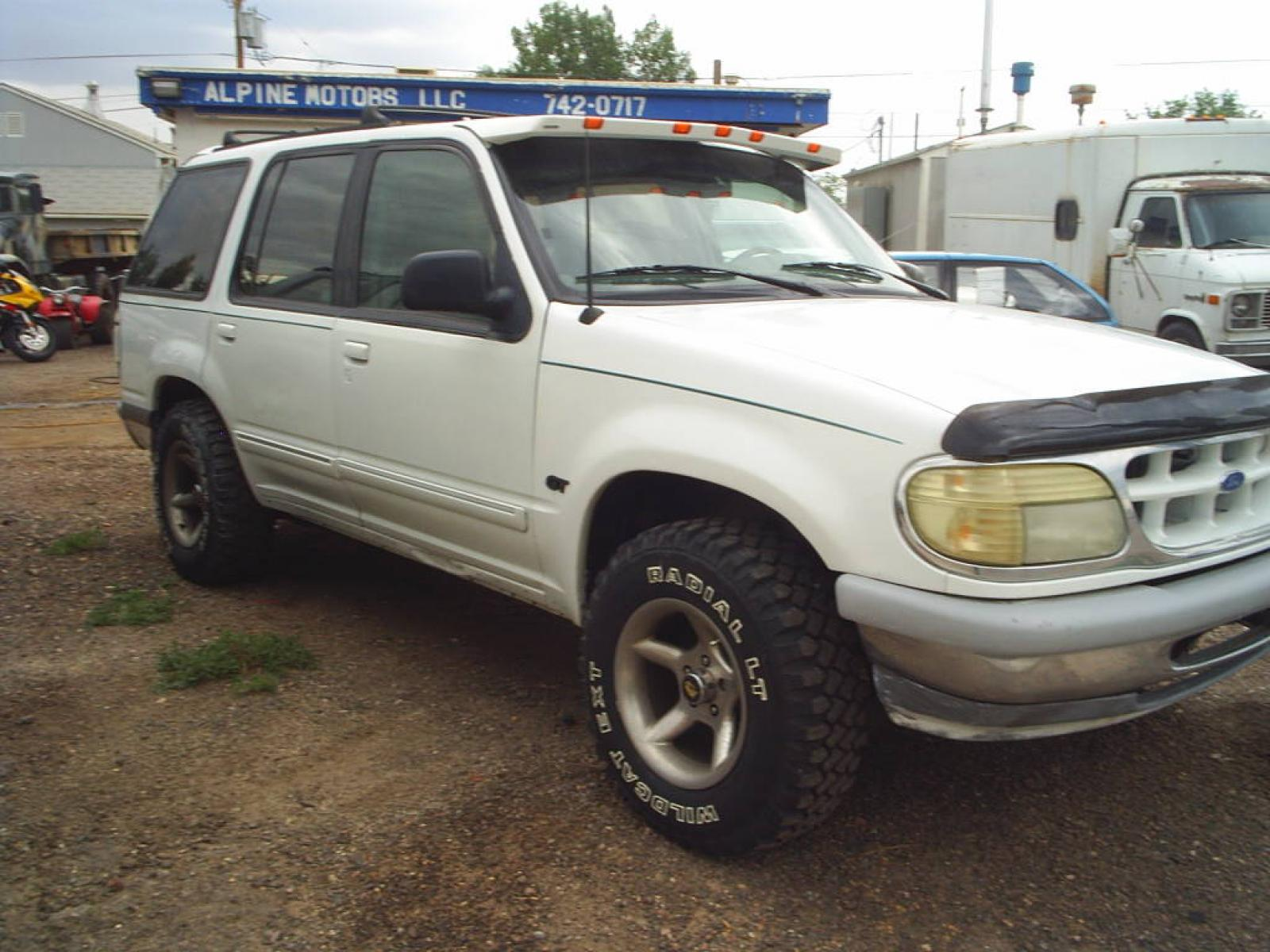 1995 Ford Explorer Information And Photos Zomb Drive
