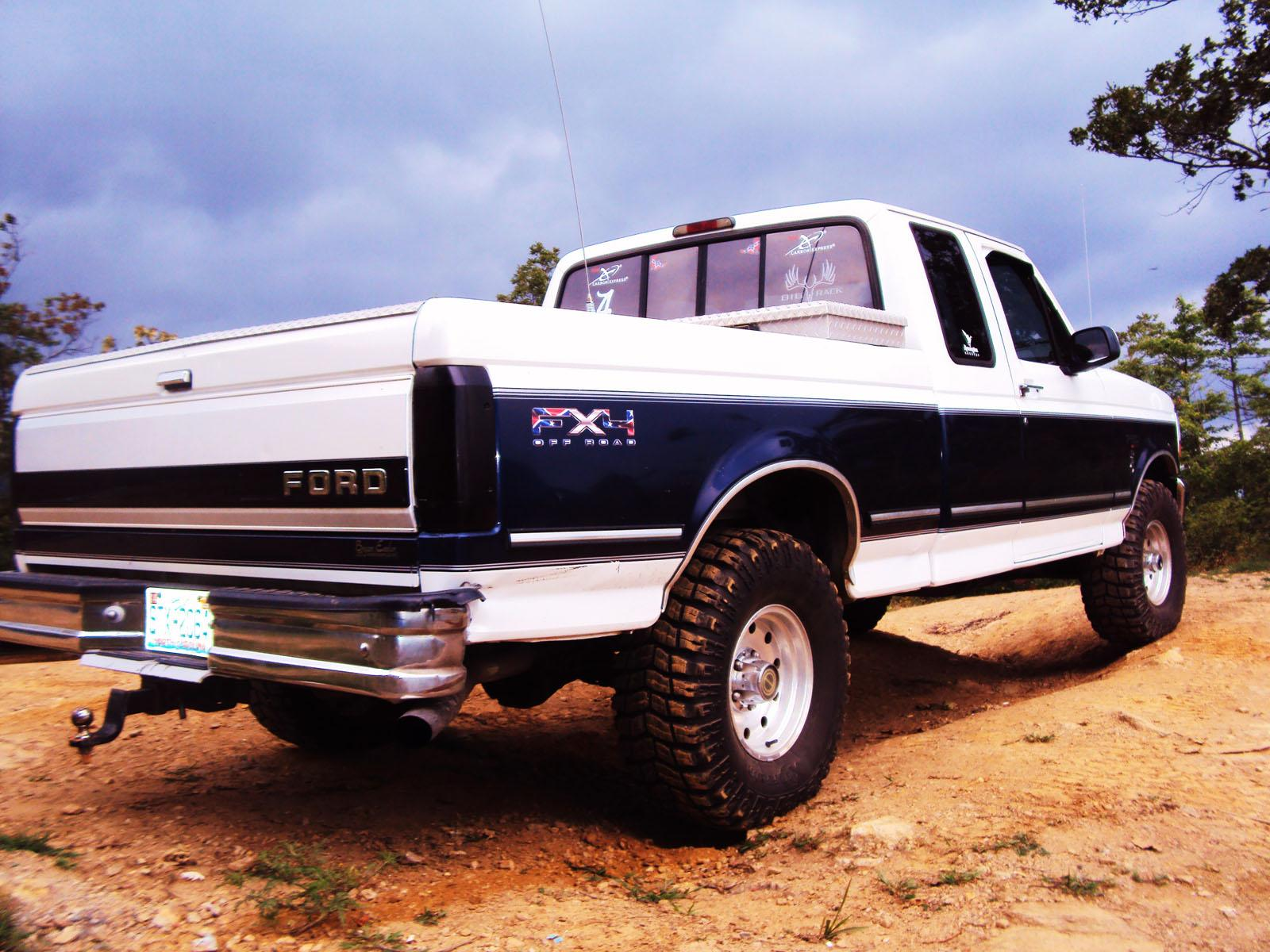 1995 Ford F-150 - Information and photos - ZombieDrive