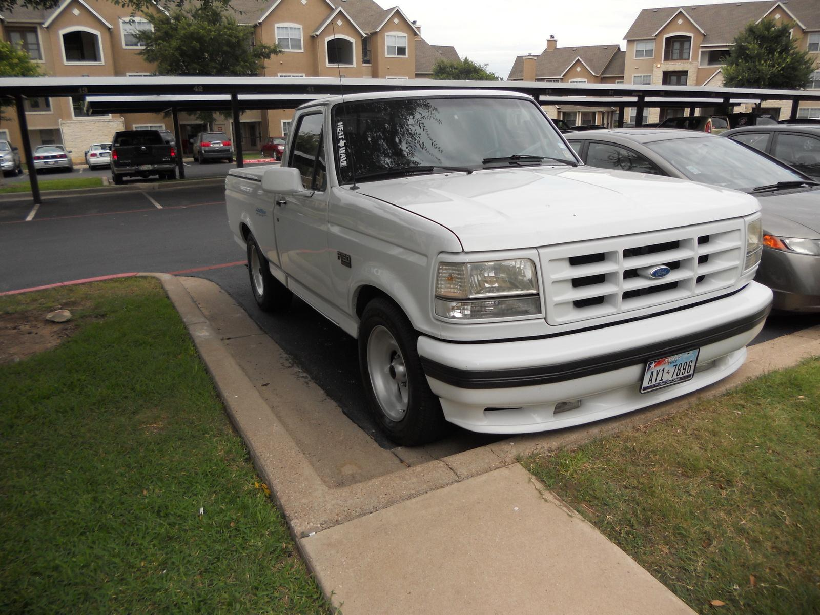 1995 ford f 150 svt lightning 2