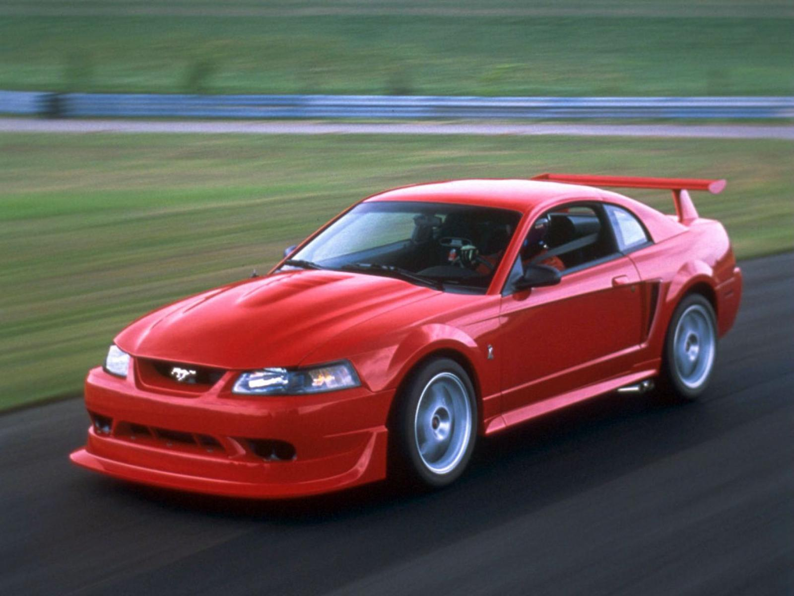 1995 ford mustang svt cobra information and photos. Black Bedroom Furniture Sets. Home Design Ideas