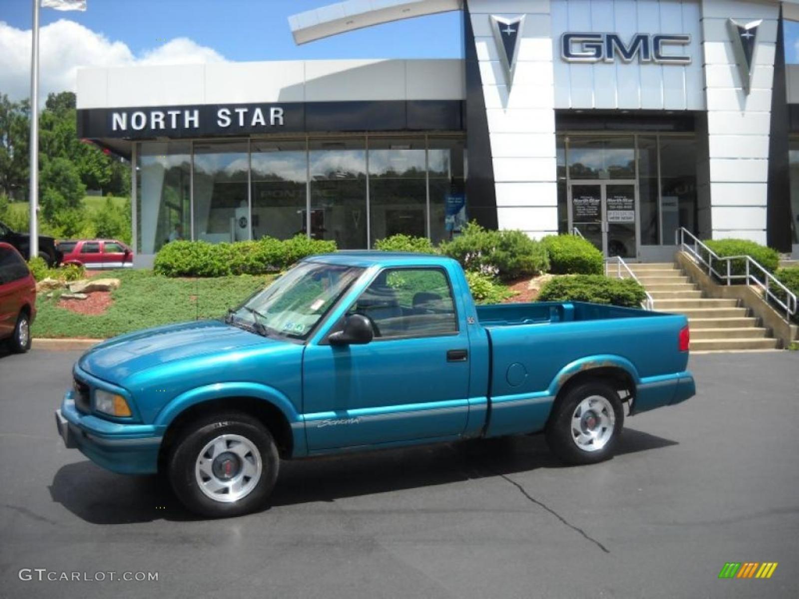 800 1024 1280 1600 origin 1995 GMC Sonoma ...