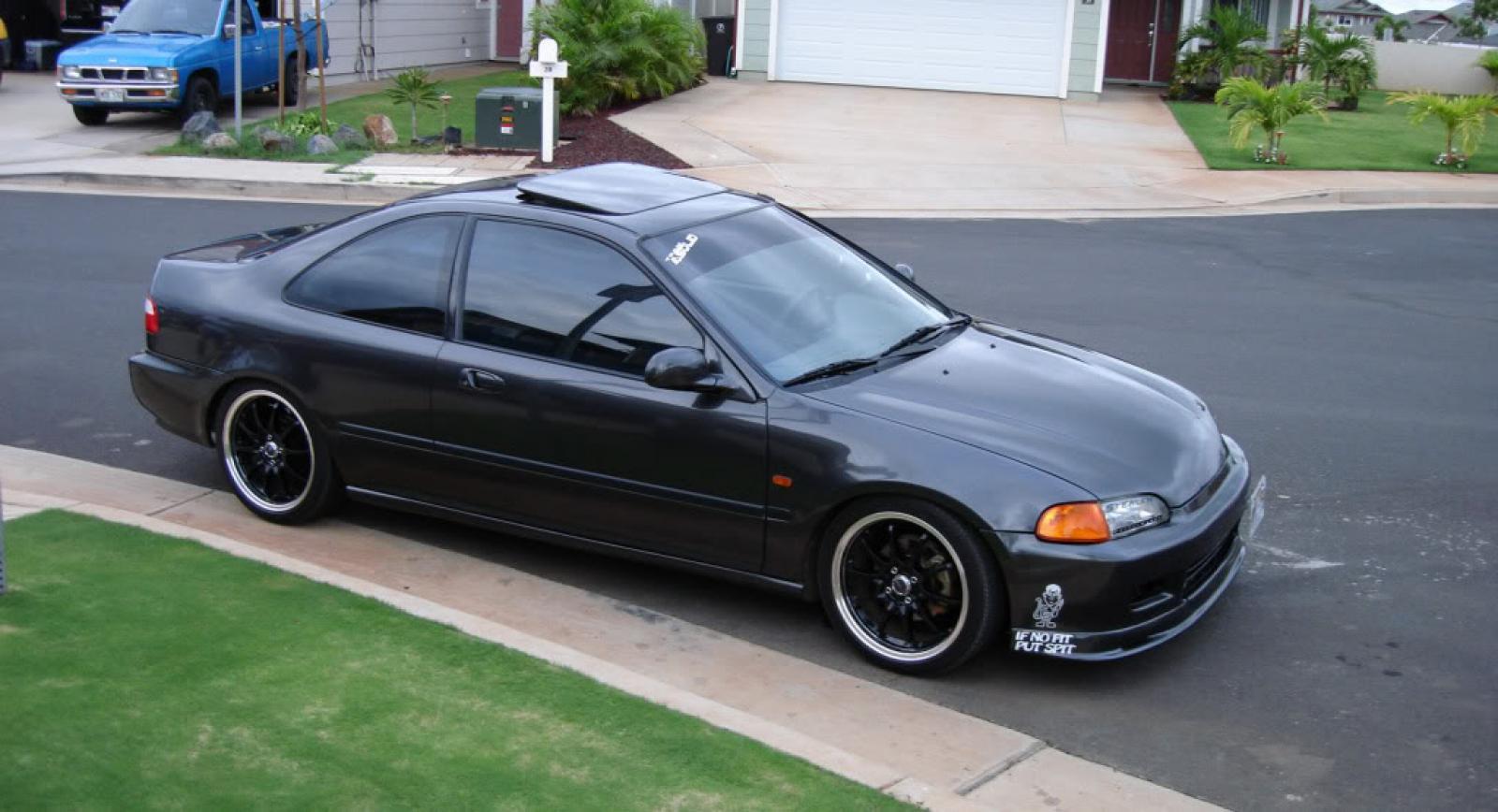Charming 800 1024 1280 1600 Origin 1995 Honda Civic ...