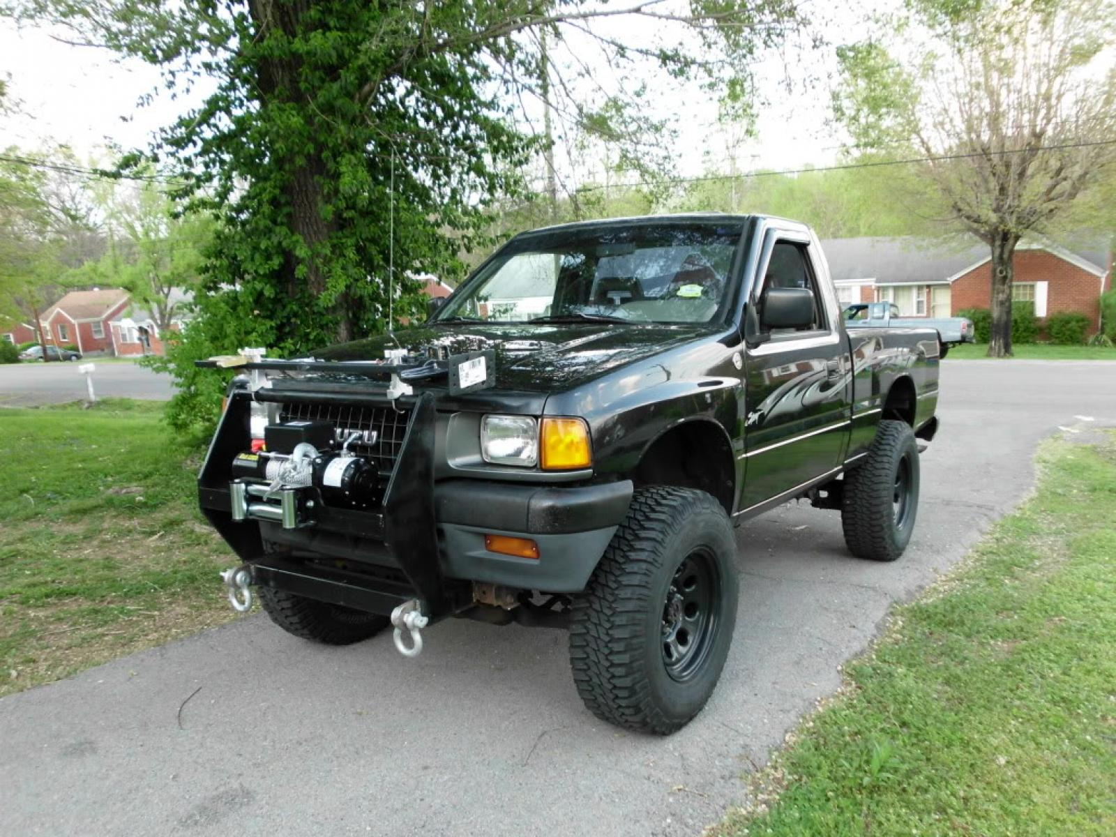 1995 Isuzu Rodeo Repair Pickup Fuse Box Information And Photos Zombiedrive 1600x1200