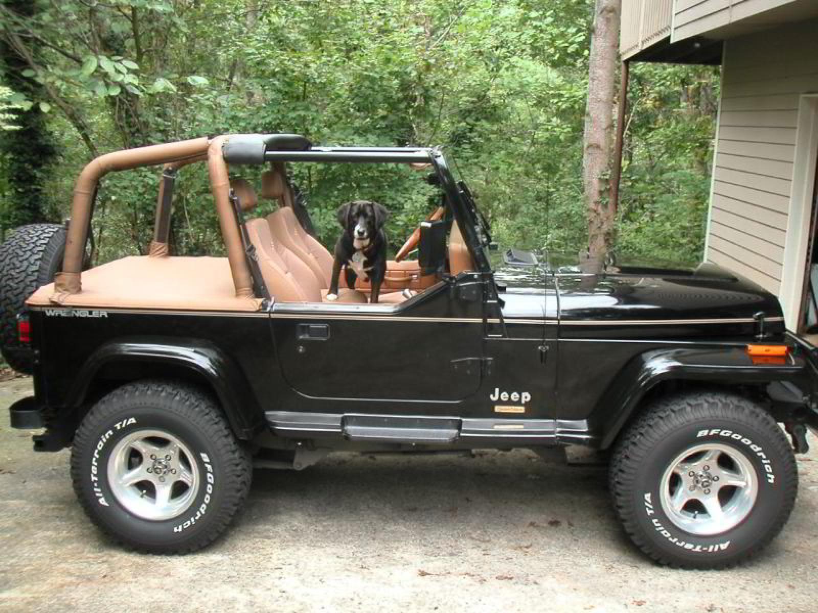 Superb 800 1024 1280 1600 Origin 1995 Jeep Wrangler ...