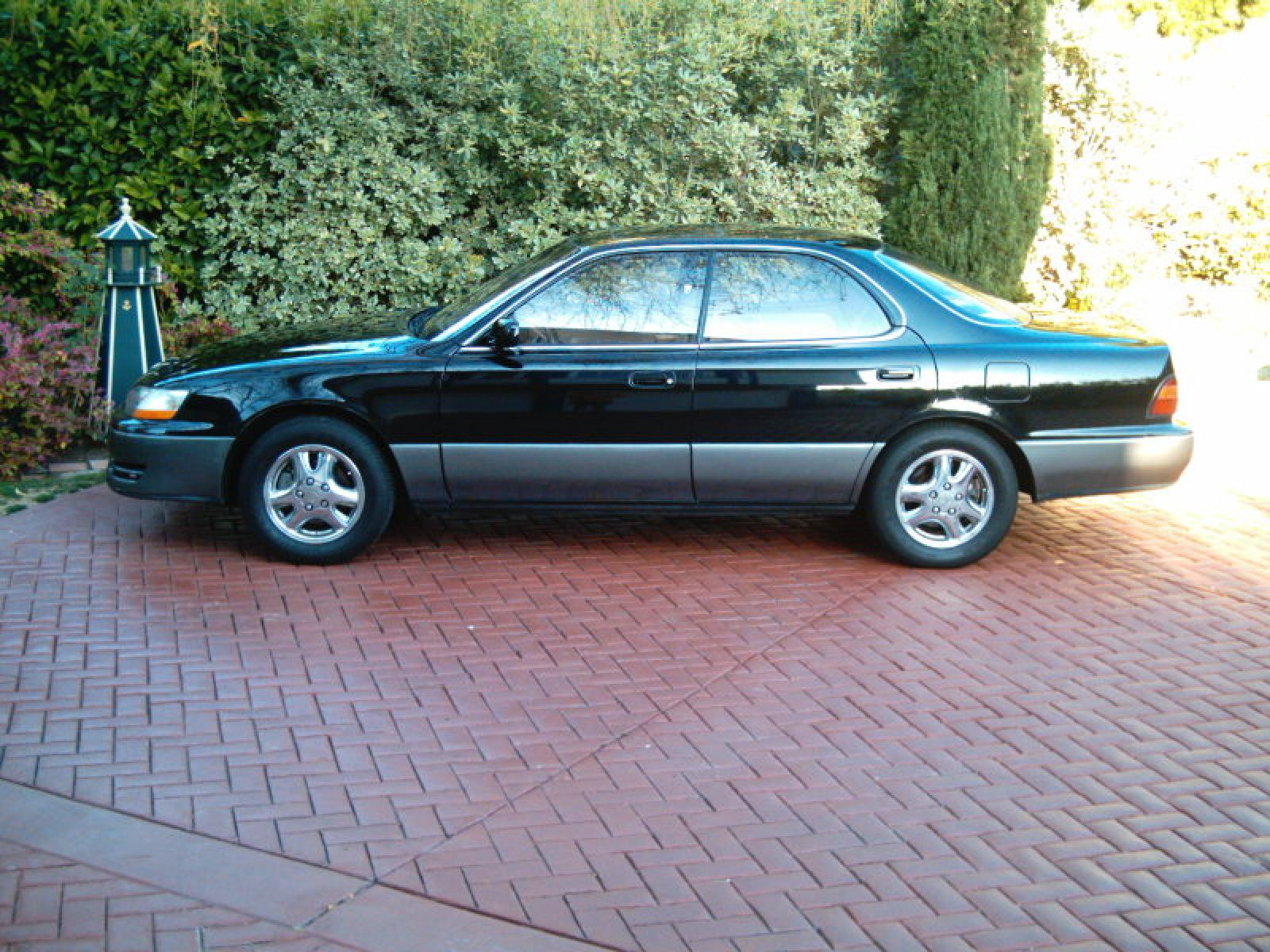 1995 lexus es 300 information and photos zombiedrive rh zombdrive com 1996 Lexus ES 300 1999 Lexus ES 300 Interior