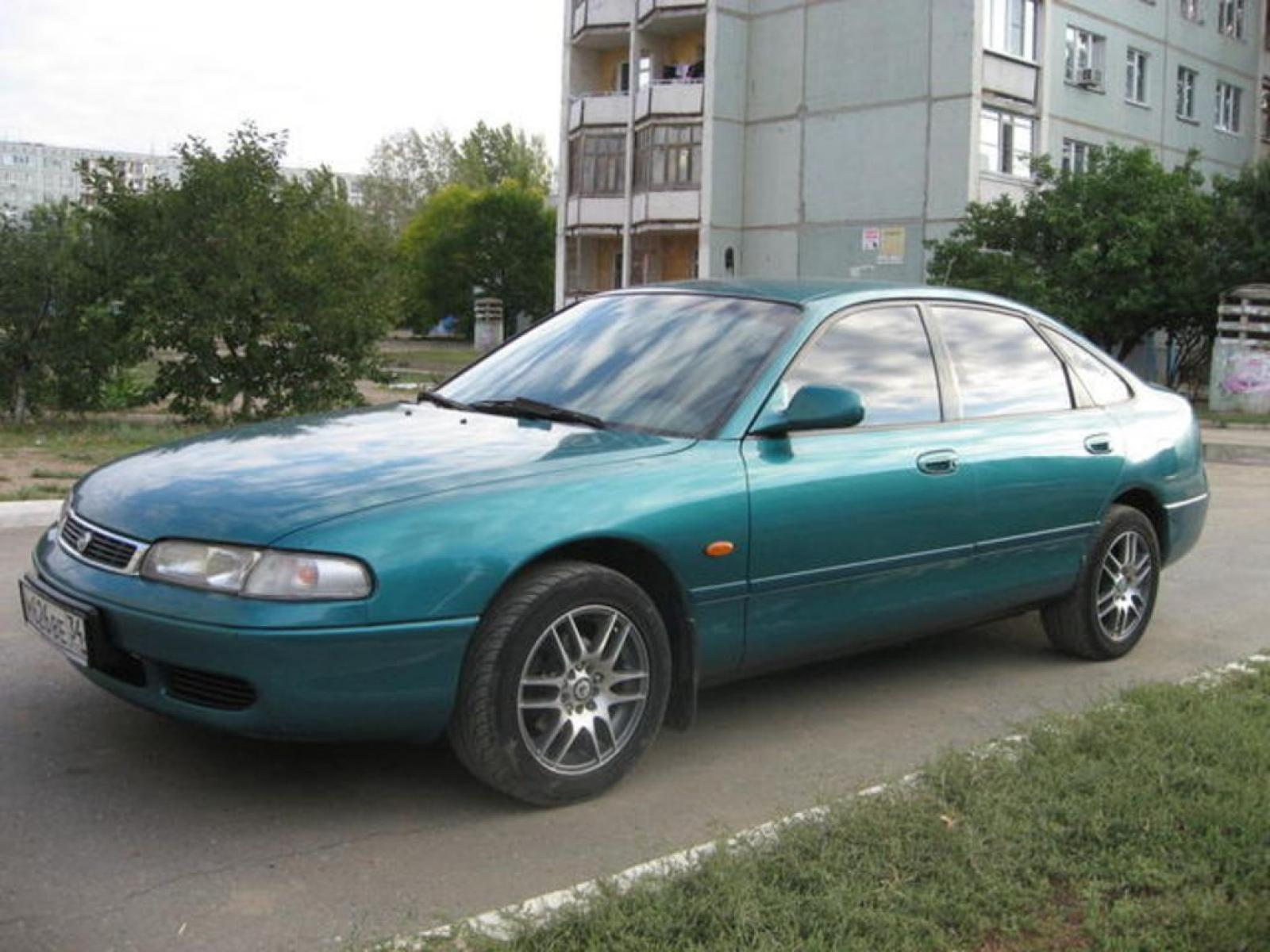1995 Mazda 626 - Information and photos - ZombieDrive