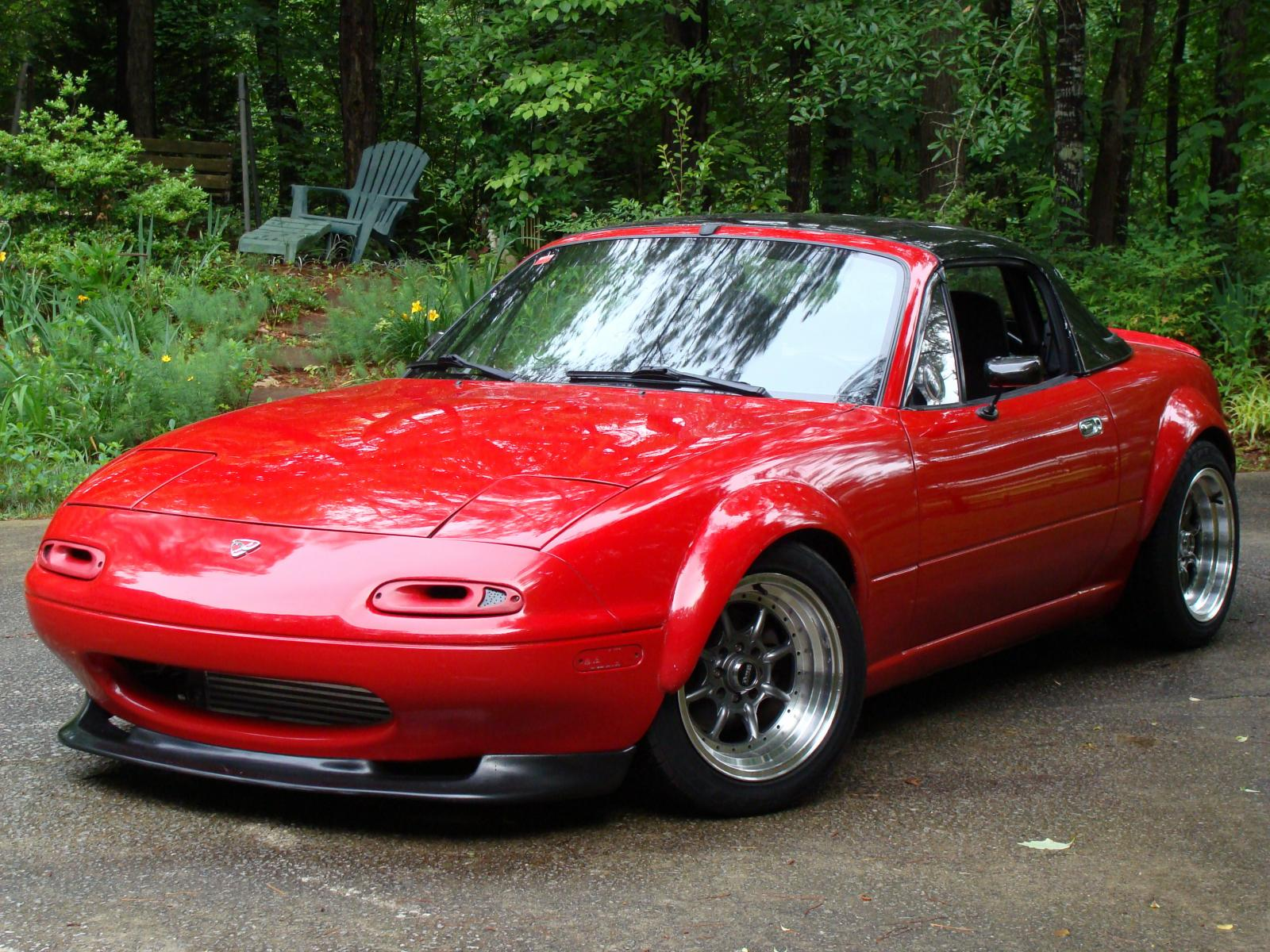 1995 mazda mx 5 miata information and photos zombiedrive. Black Bedroom Furniture Sets. Home Design Ideas