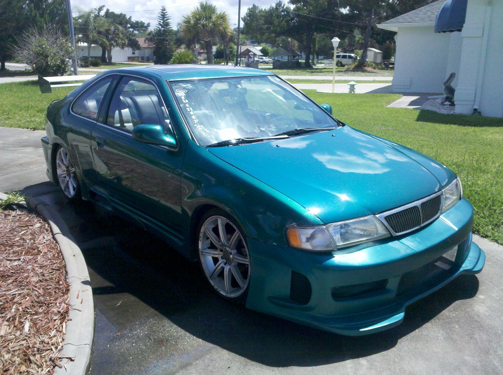 1995 Nissan 200SX - Information and photos - Zomb Drive