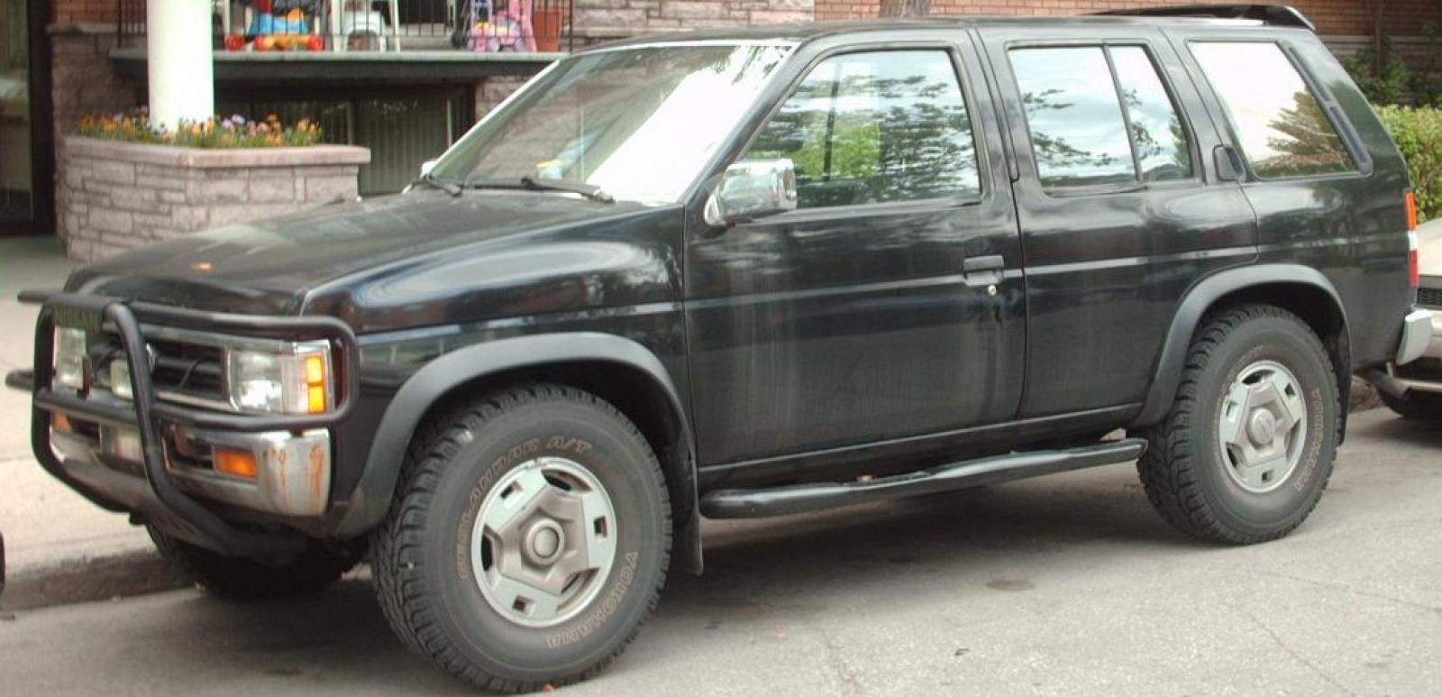 1995 Nissan Pathfinder Information And Photos Zombiedrive