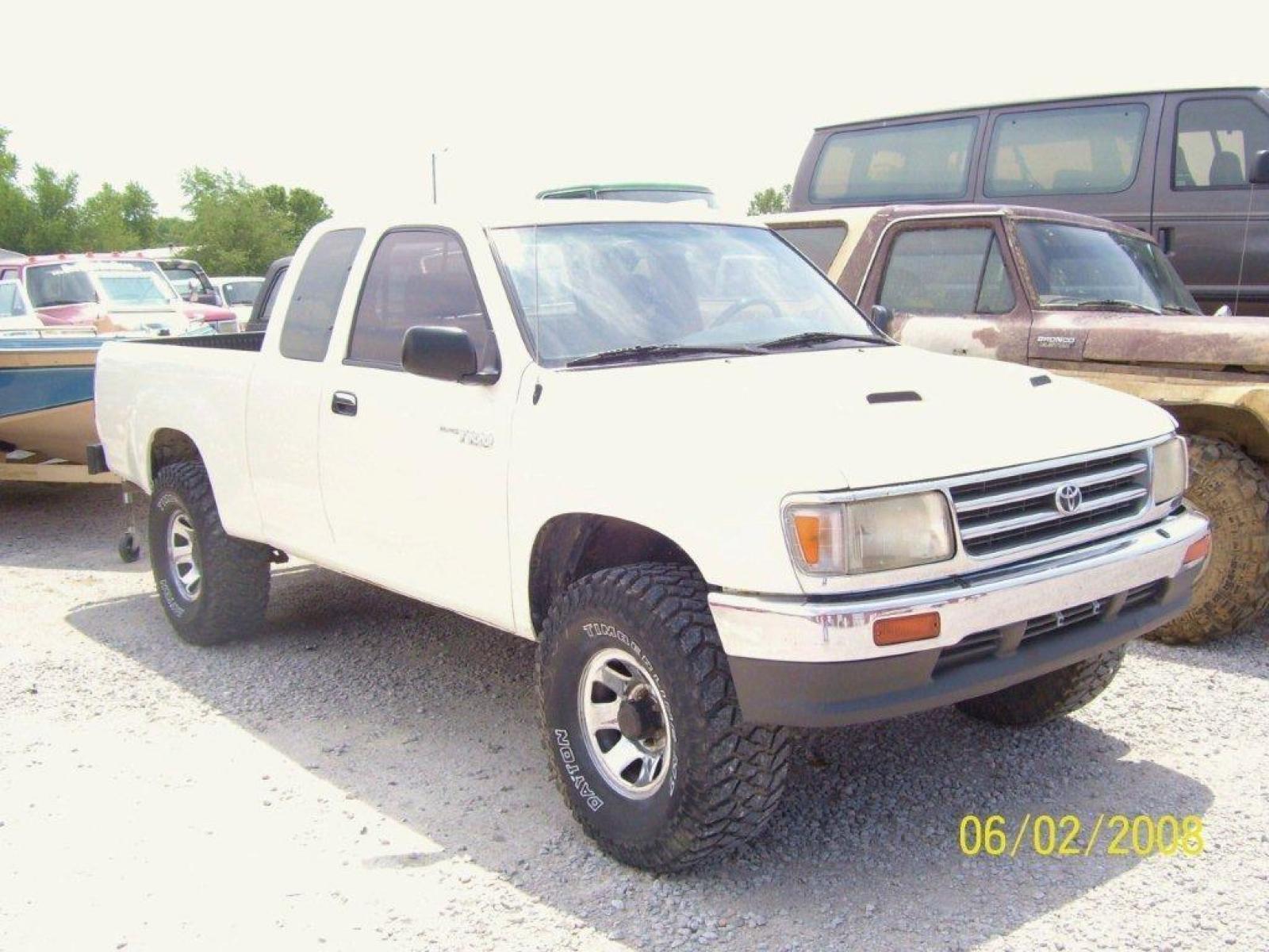 800 1024 1280 1600 origin 1995 Toyota T100 ...