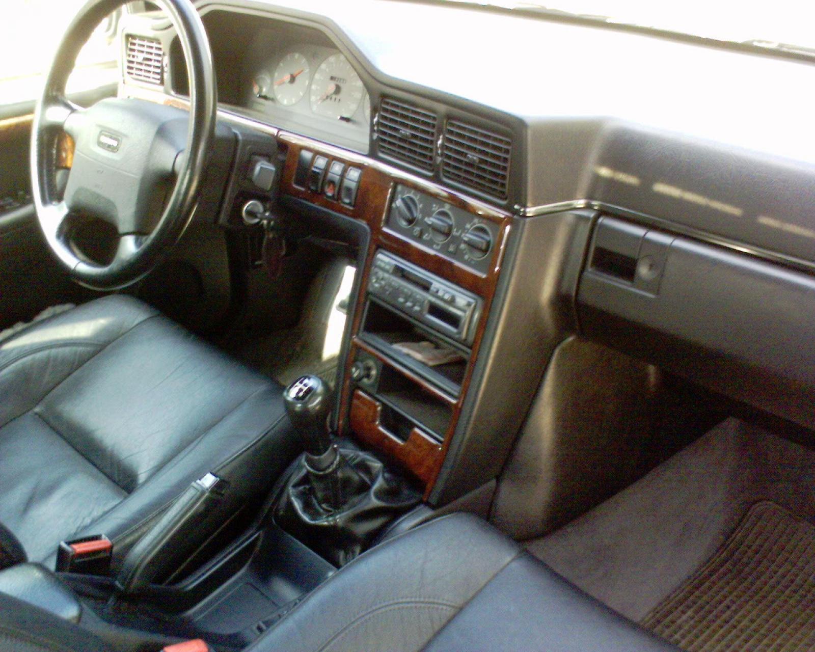 1995 volvo 960 information and photos zombiedrive rh zombdrive com 1996 Volvo 960 White 1996 Volvo 960 Interior
