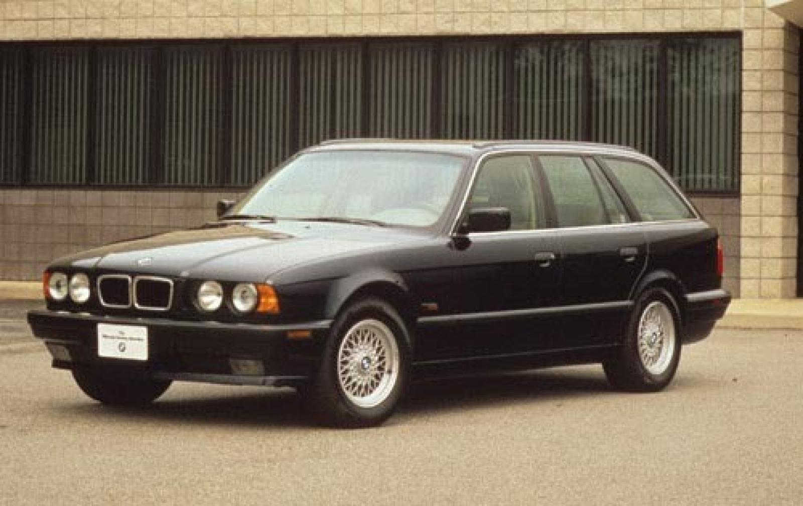 1995 bmw 5 series information and photos zombiedrive. Black Bedroom Furniture Sets. Home Design Ideas