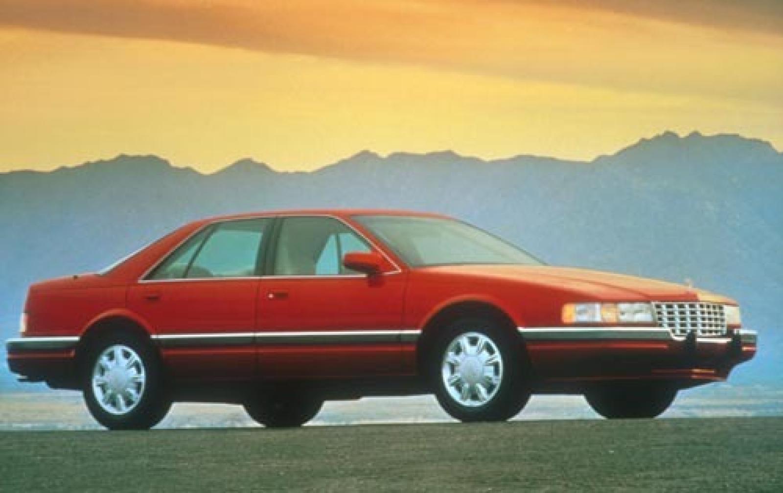 Cadillac Seville Sedan Sls Fq Oem