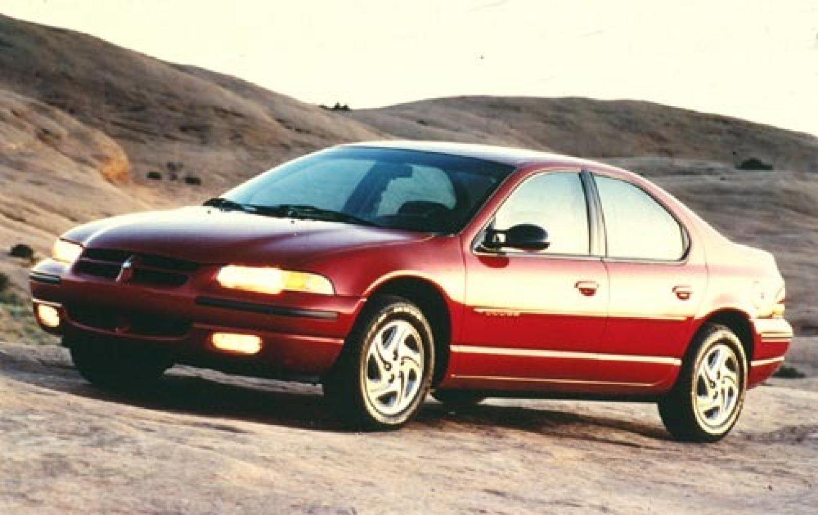 1997 dodge stratus information and photos zombiedrive. Cars Review. Best American Auto & Cars Review