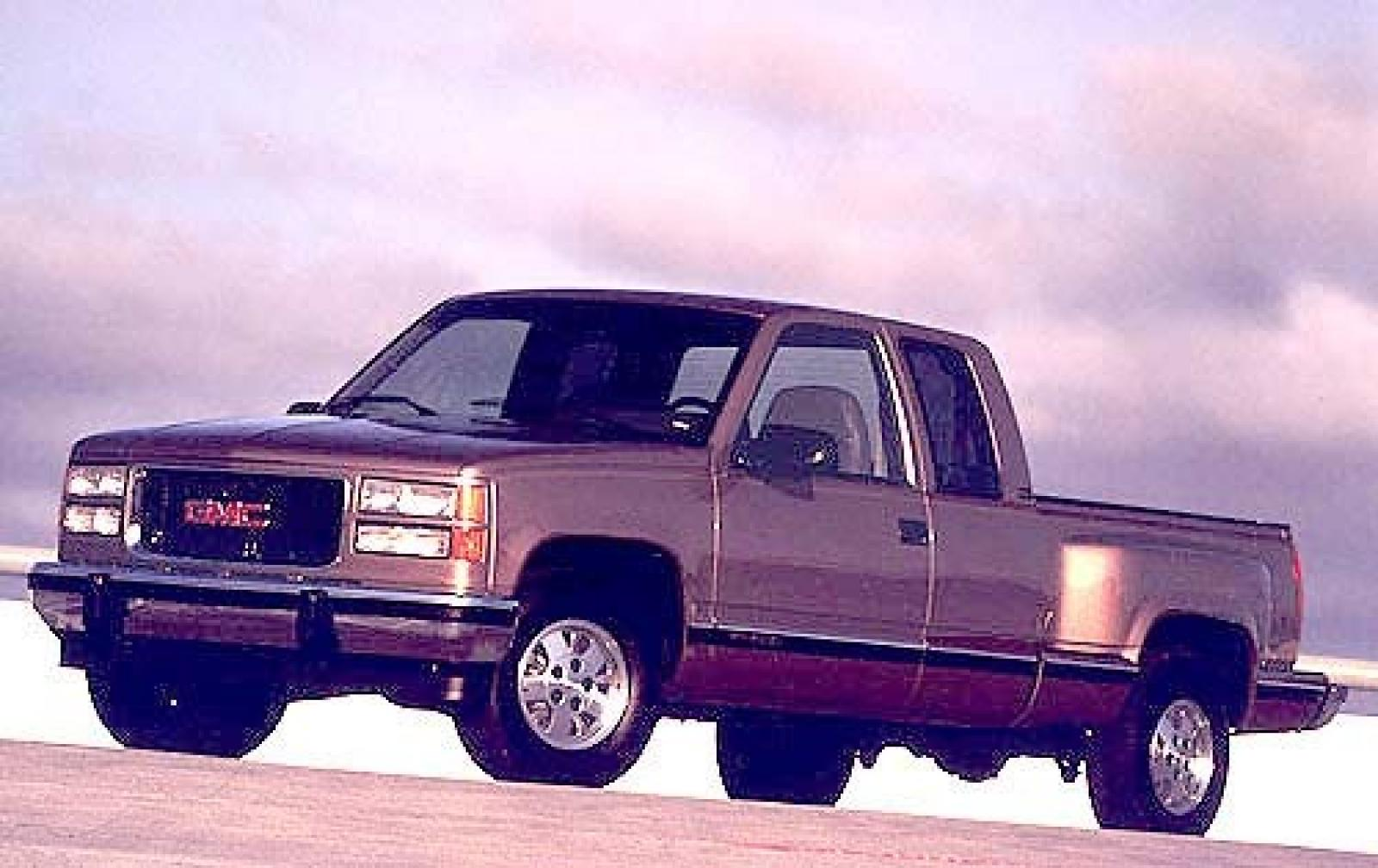 1995 gmc sierra 3500 information and photos zombiedrive. Black Bedroom Furniture Sets. Home Design Ideas