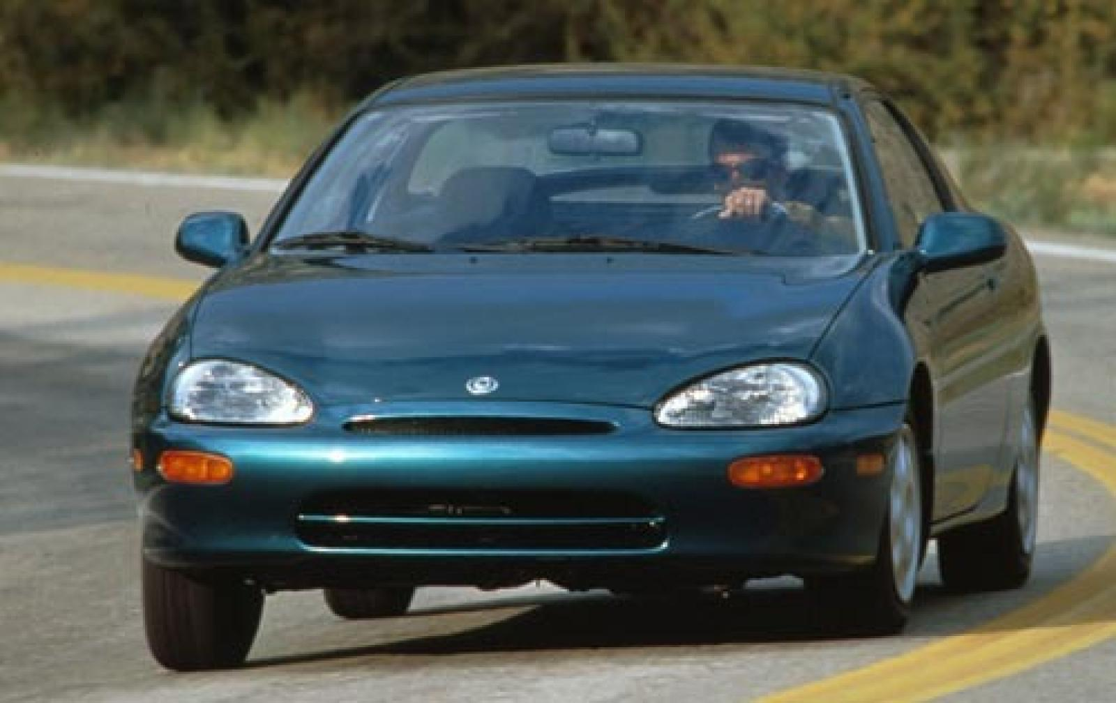 1995 mazda mx 3 information and photos zombiedrive. Black Bedroom Furniture Sets. Home Design Ideas