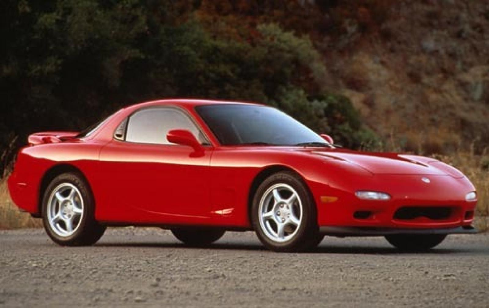 1995 Mazda Rx 7 Information And Photos Zombiedrive 1990 Engine Diagram 1 800 1024 1280 1600 Origin