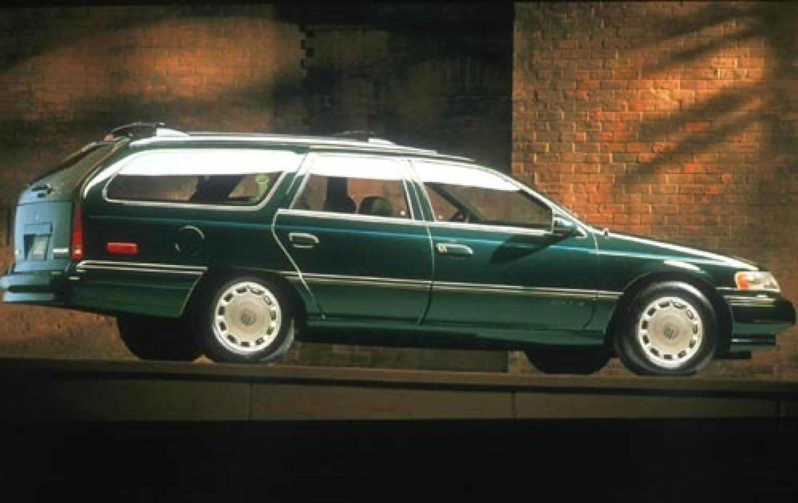 1995 mercury sable information and photos zombiedrive. Black Bedroom Furniture Sets. Home Design Ideas