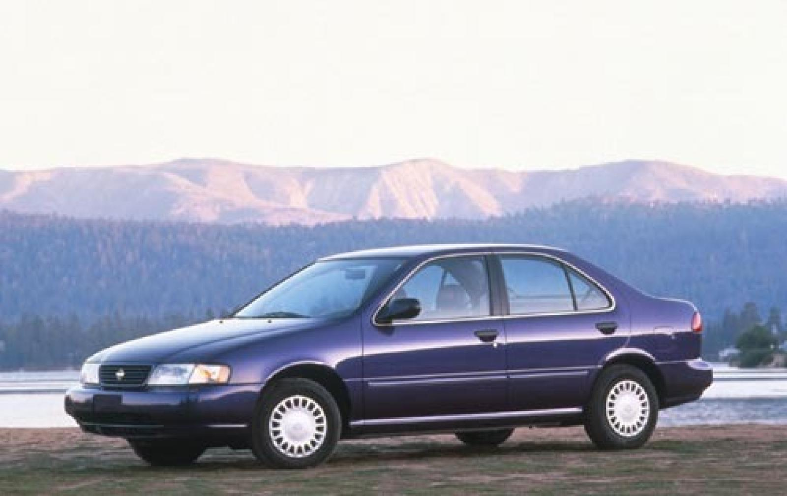 1995 Nissan Sentra - Information and photos - ZombieDrive