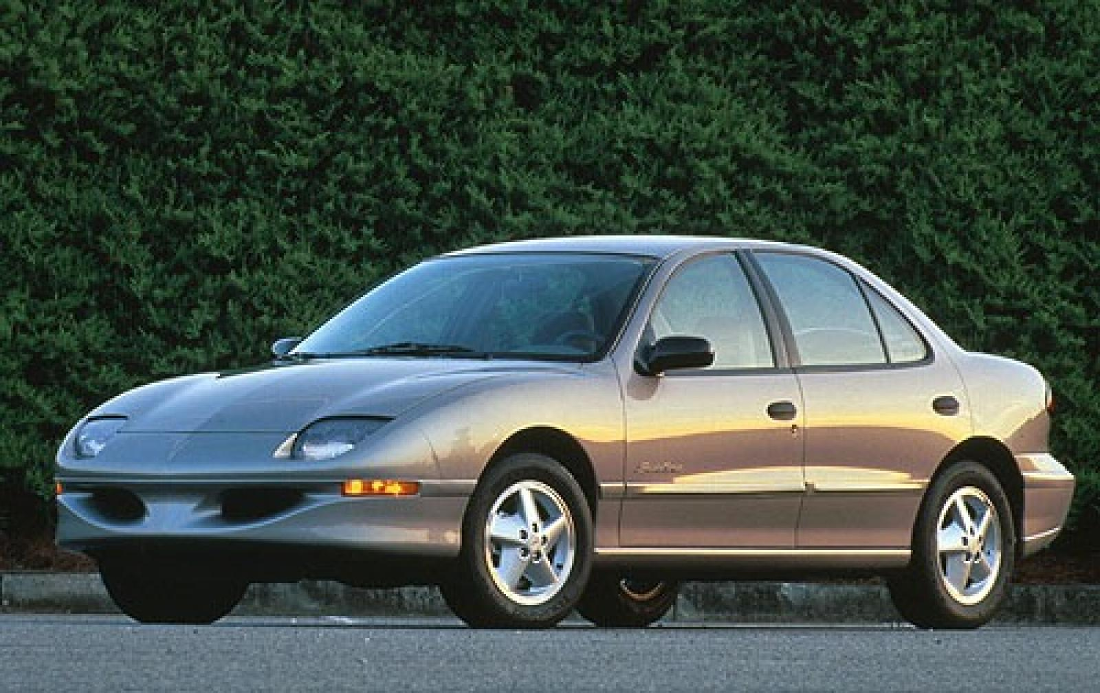 pontiac sunfire manual transmission problems