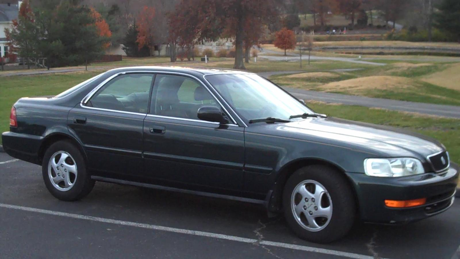 1996 Acura TL - Information and photos - ZombieDrive