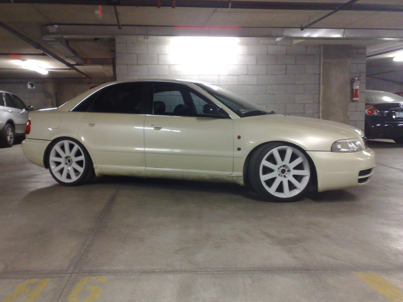1996 audi a4 - information and photos - zombiedrive