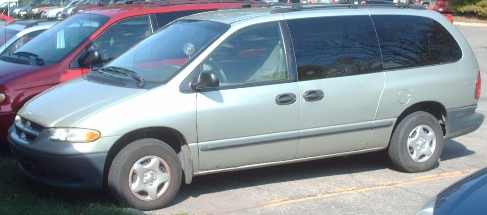 1996 Dodge Grand Caravan Information And Photos Zomb Drive