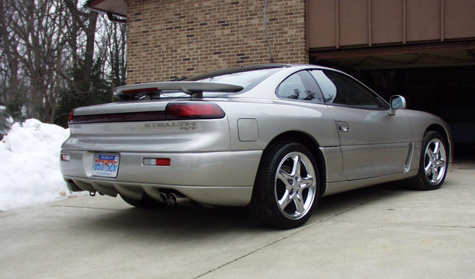 1996 Dodge Stealth - Information and photos - ZombieDrive