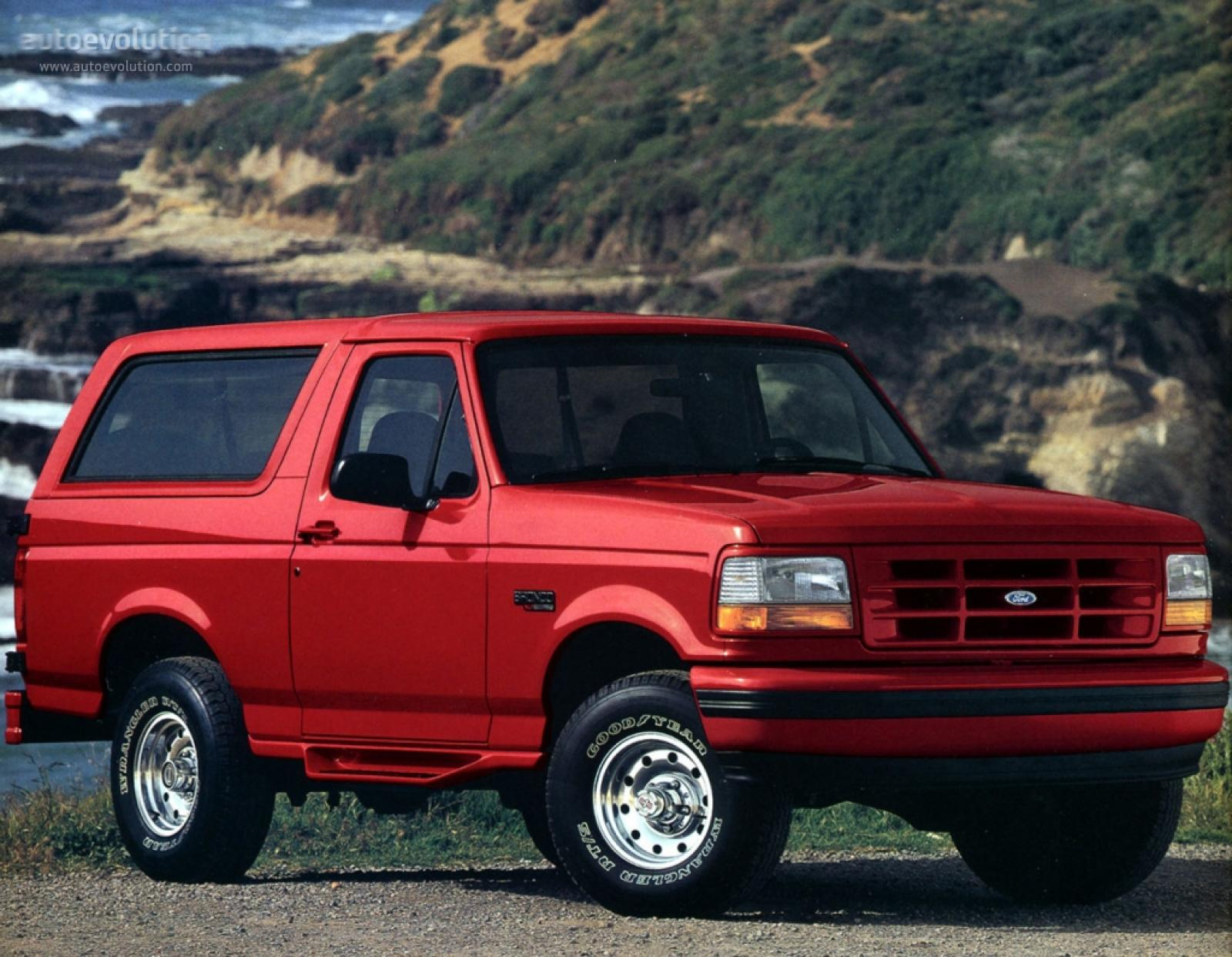1996 Ford Bronco Information And Photos Zombiedrive 1995 Fuse Box Diagram 800 1024 1280 1600 Origin