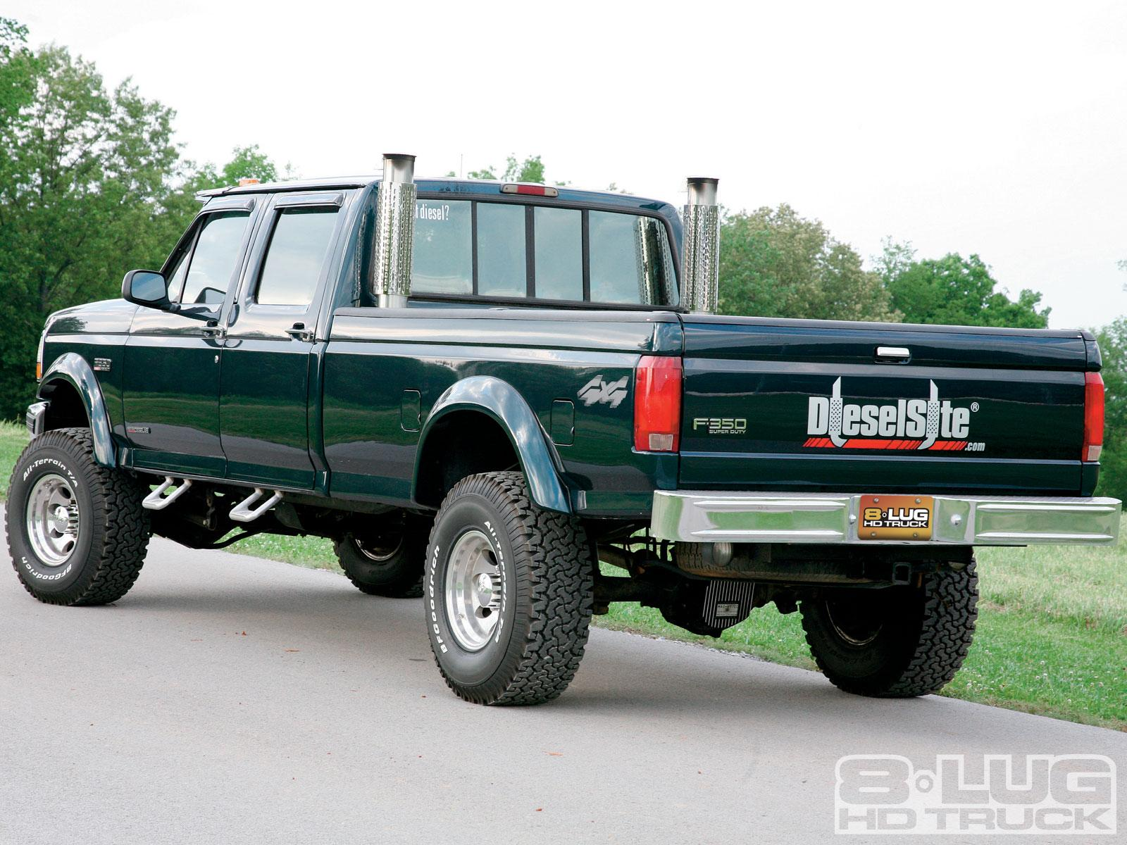 1996 Ford F 350 Information And Photos Zombiedrive